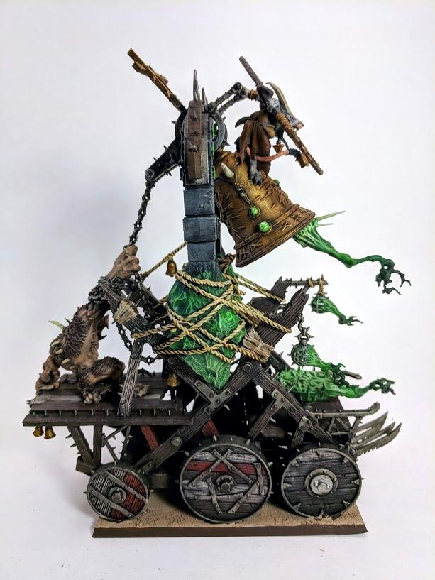 Age Of Sigmar, Grey Seer, Screaming Bel, Screaming Bell, Skaven, Warhammer Fantasy