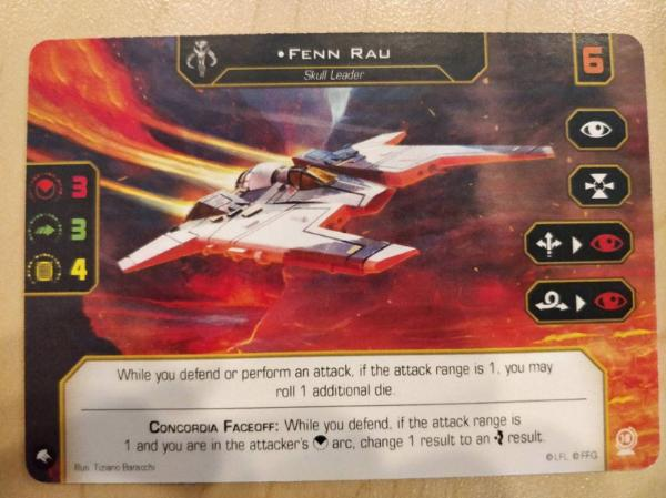 x wing 2nd edition epic