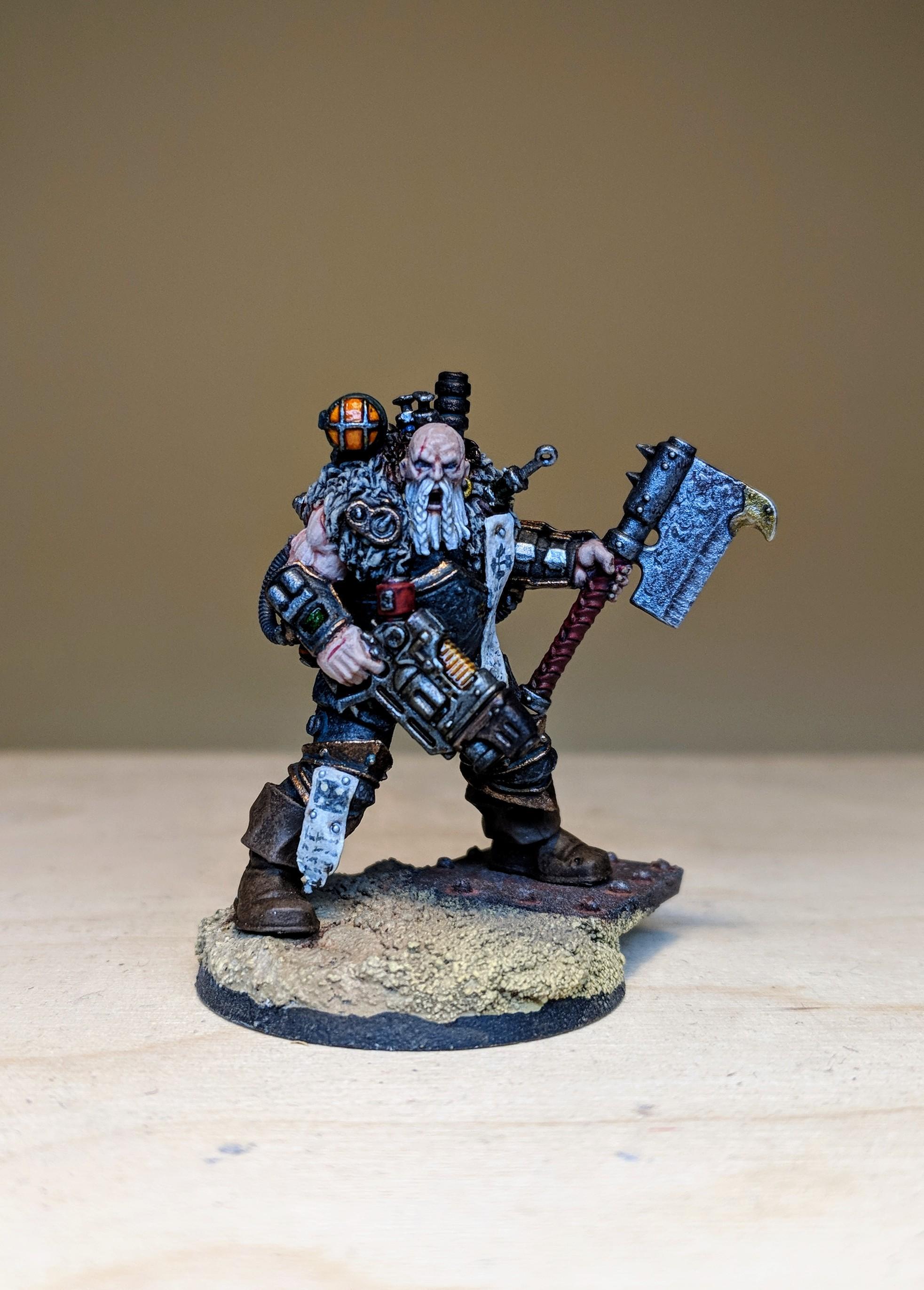 Inq28, Inquisimunda, Inquisitor, Knights, Necromunda