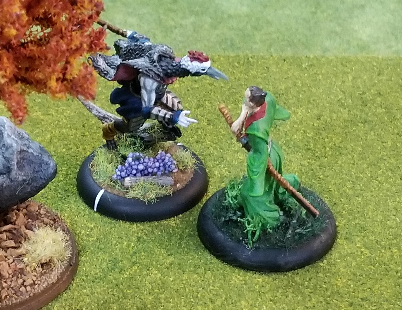 Battle Report, Bushido, Ito, Tengu