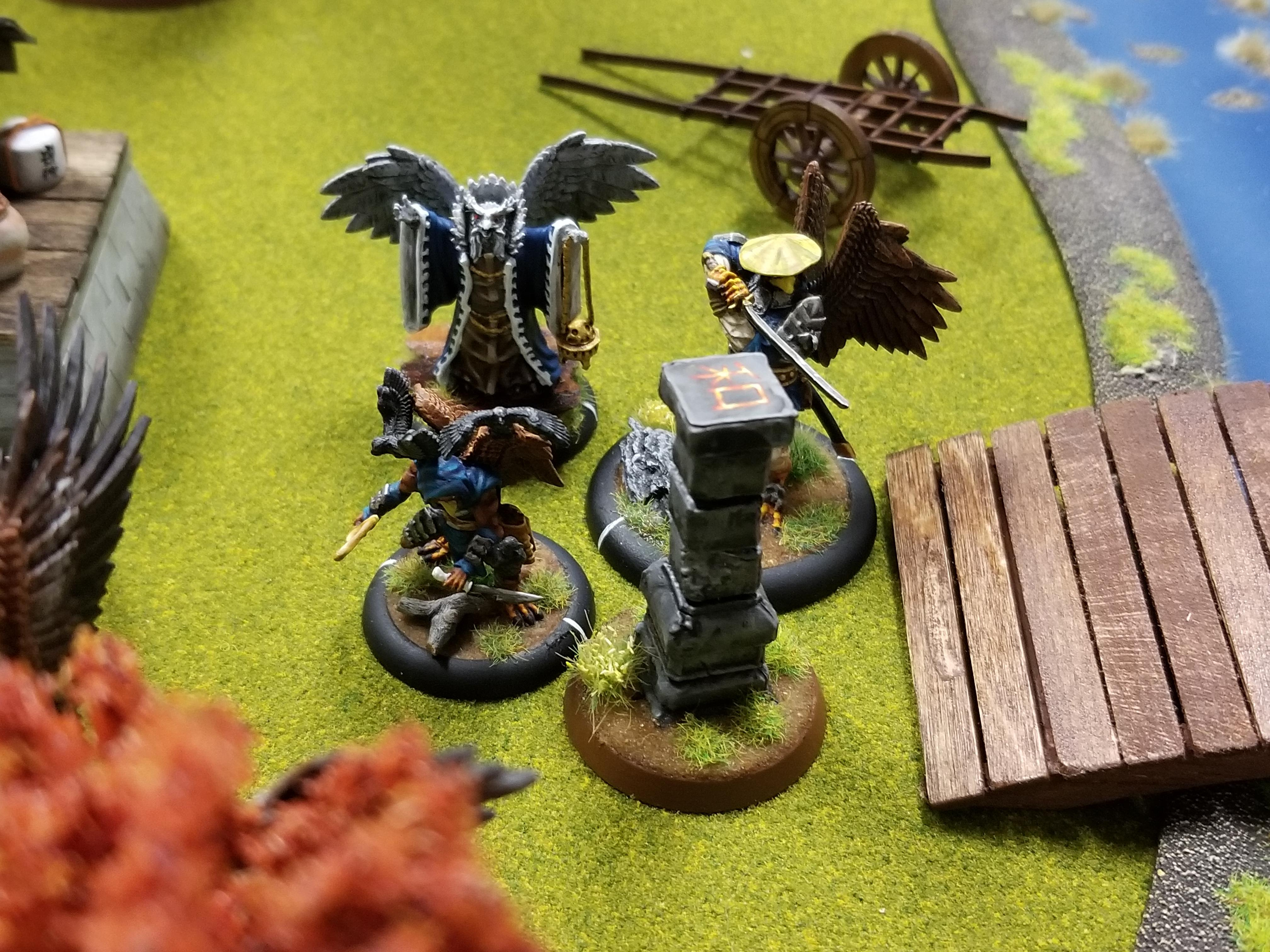 Battle Report, Bushido, Savage Wave, Tengu