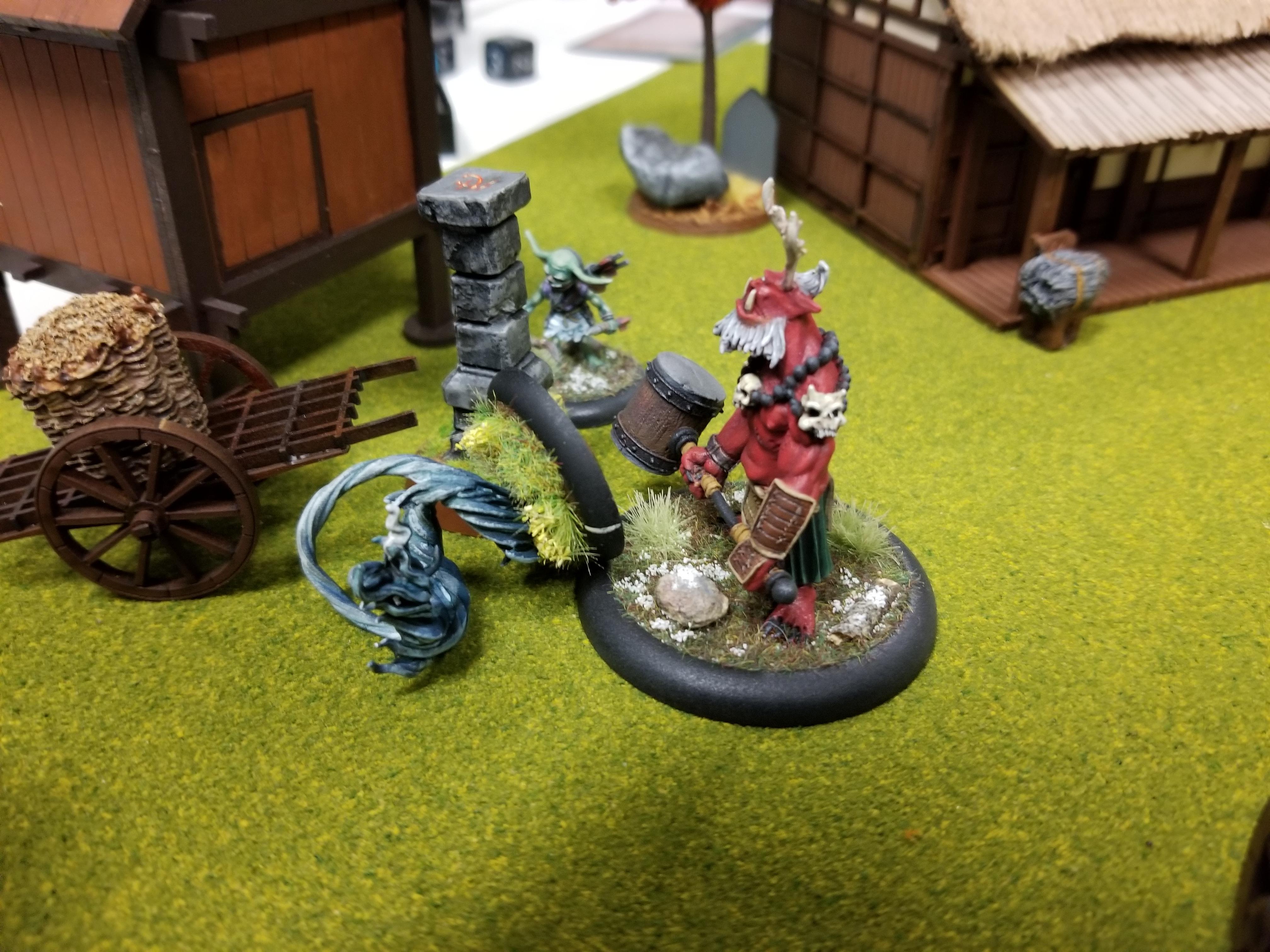 Battle Report, Bushido, Savage Wave, Tengu