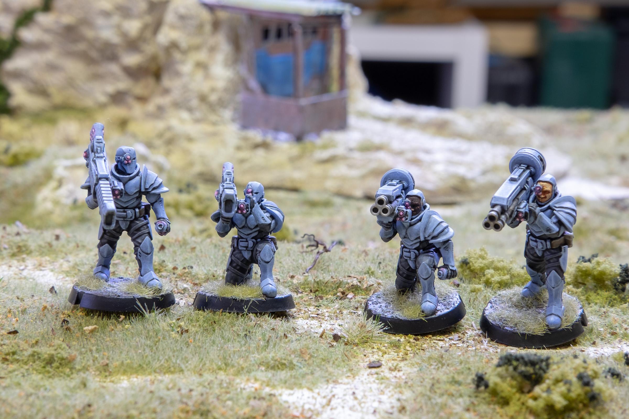 Heavy Weapon, Karist, Maelstrom's Edge