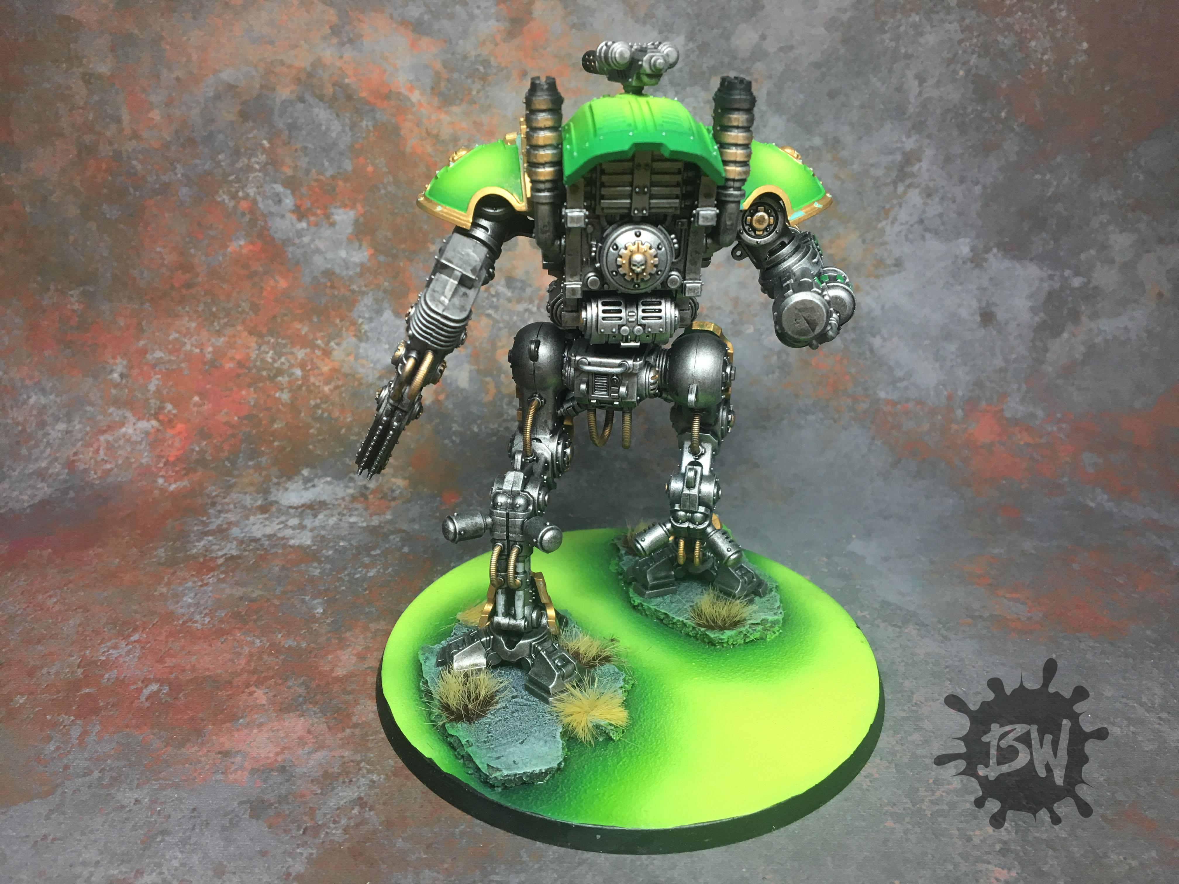 Armiger Warglaive, Imperial Knights, Imperium, Warhammer 40,000