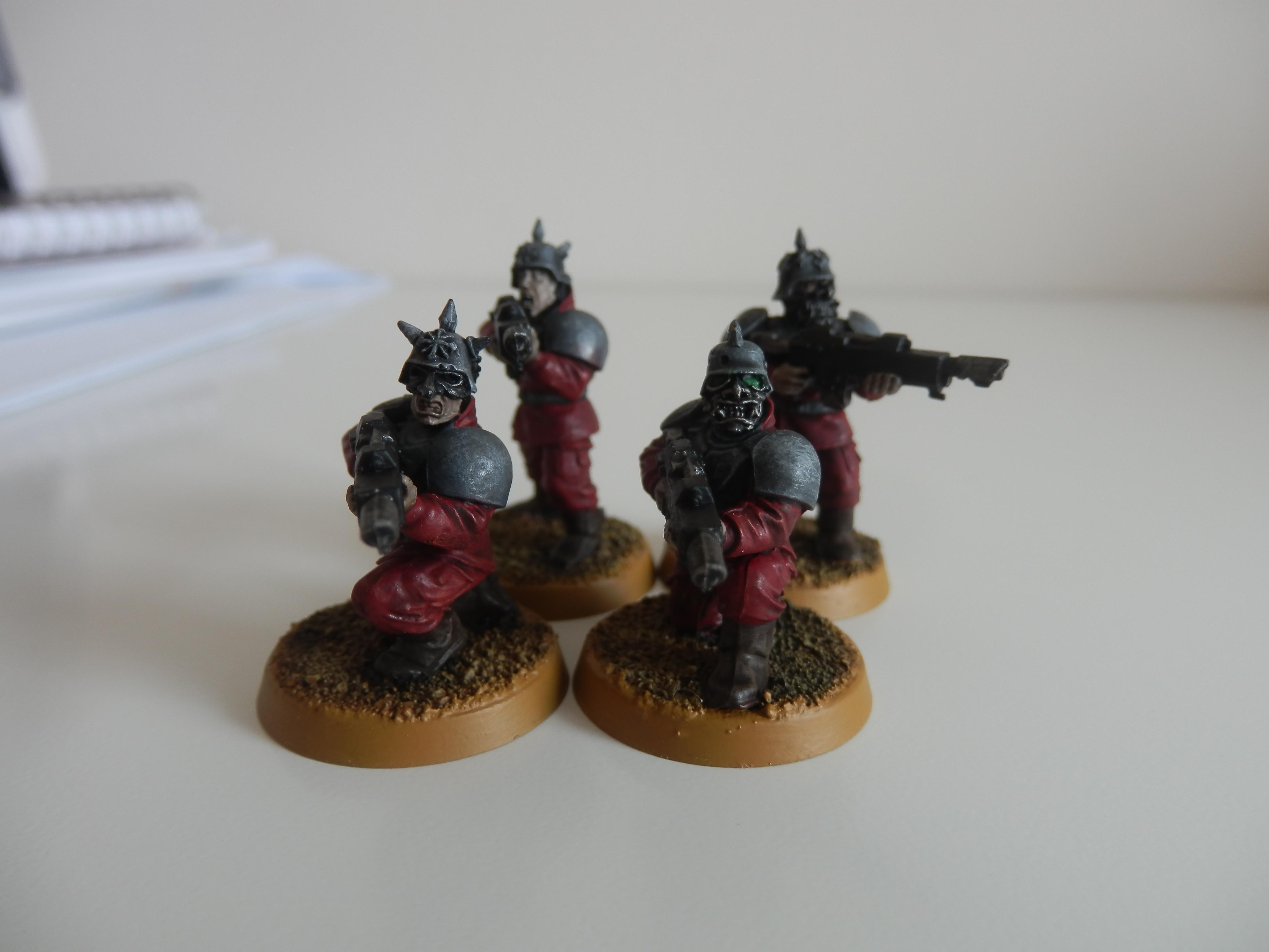 Blood, Blood Pact, Heavy Weapon, Infantry, Infantry Squad, Khorne, Lascanon, Pact