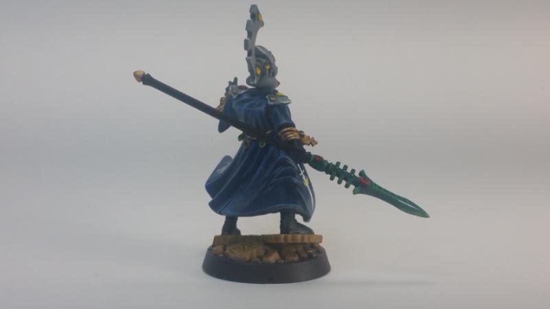 Eldar Farseer Headquarters Infantry Warhammer 40000