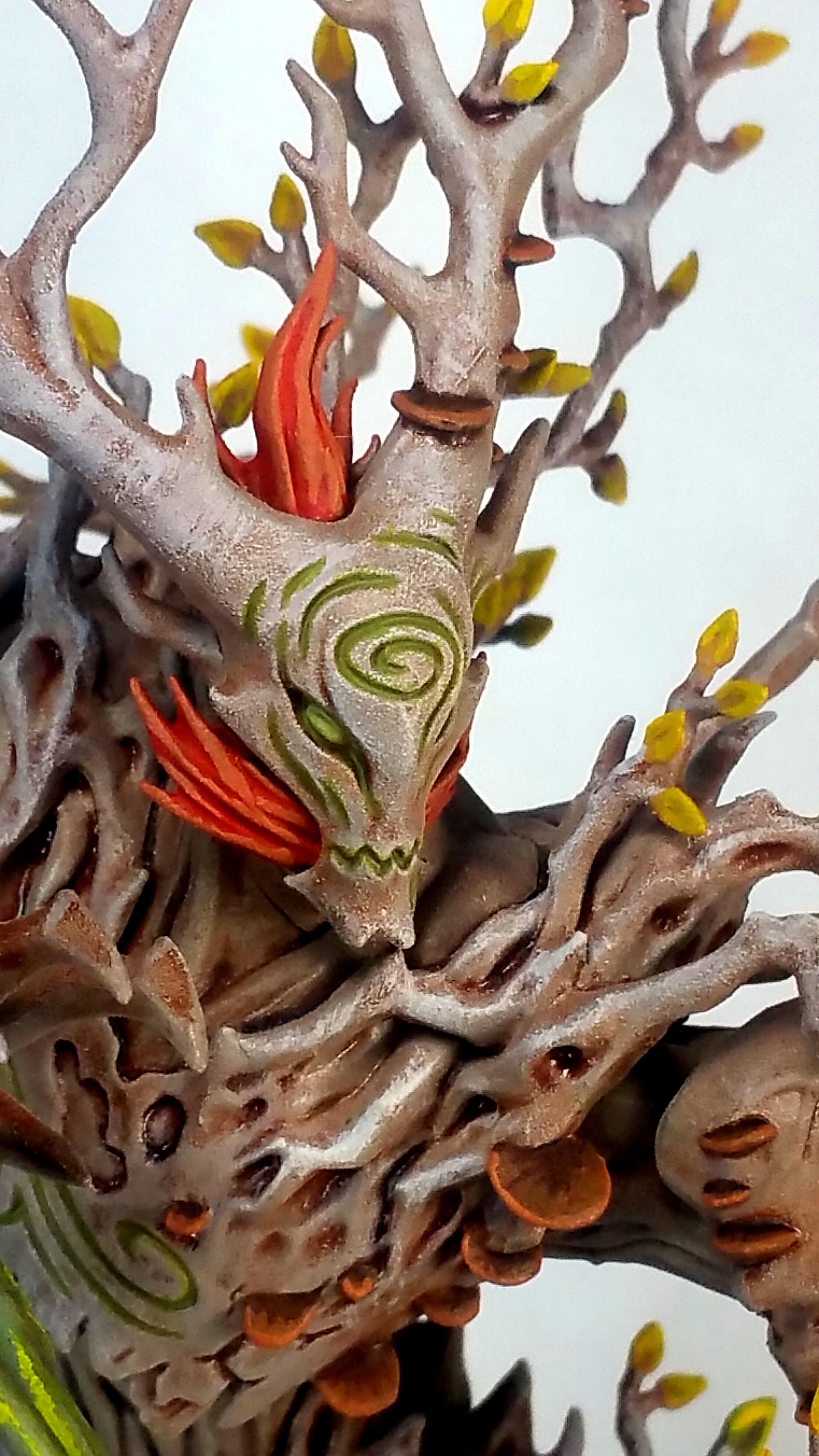 Autumn, Fall, Sylvaneth, Treelord
