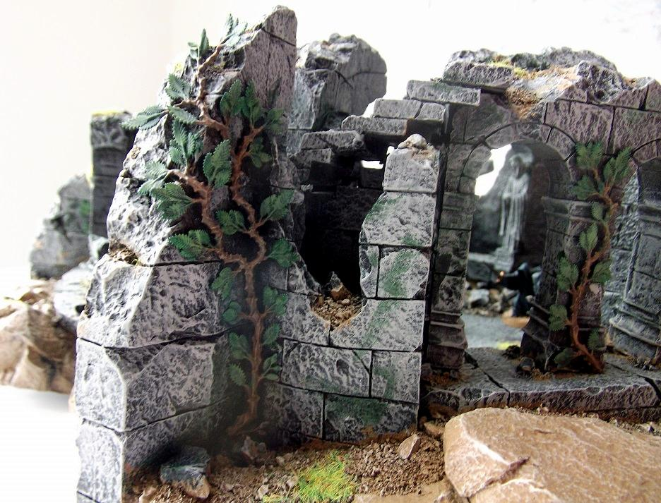 Amon Sul, Forge World, Lord Of The Rings, Terrain, Weathertop