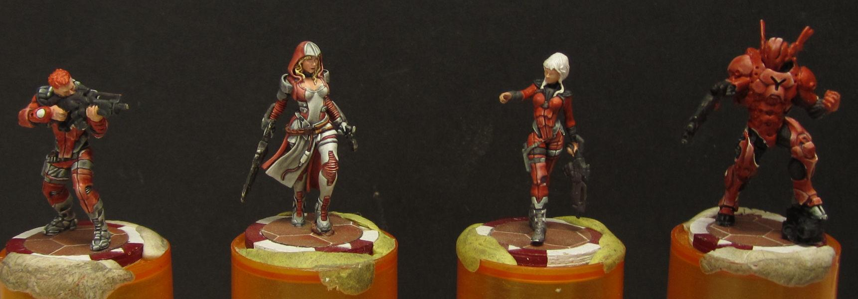 Infinity, Nomads, WIP Nomads