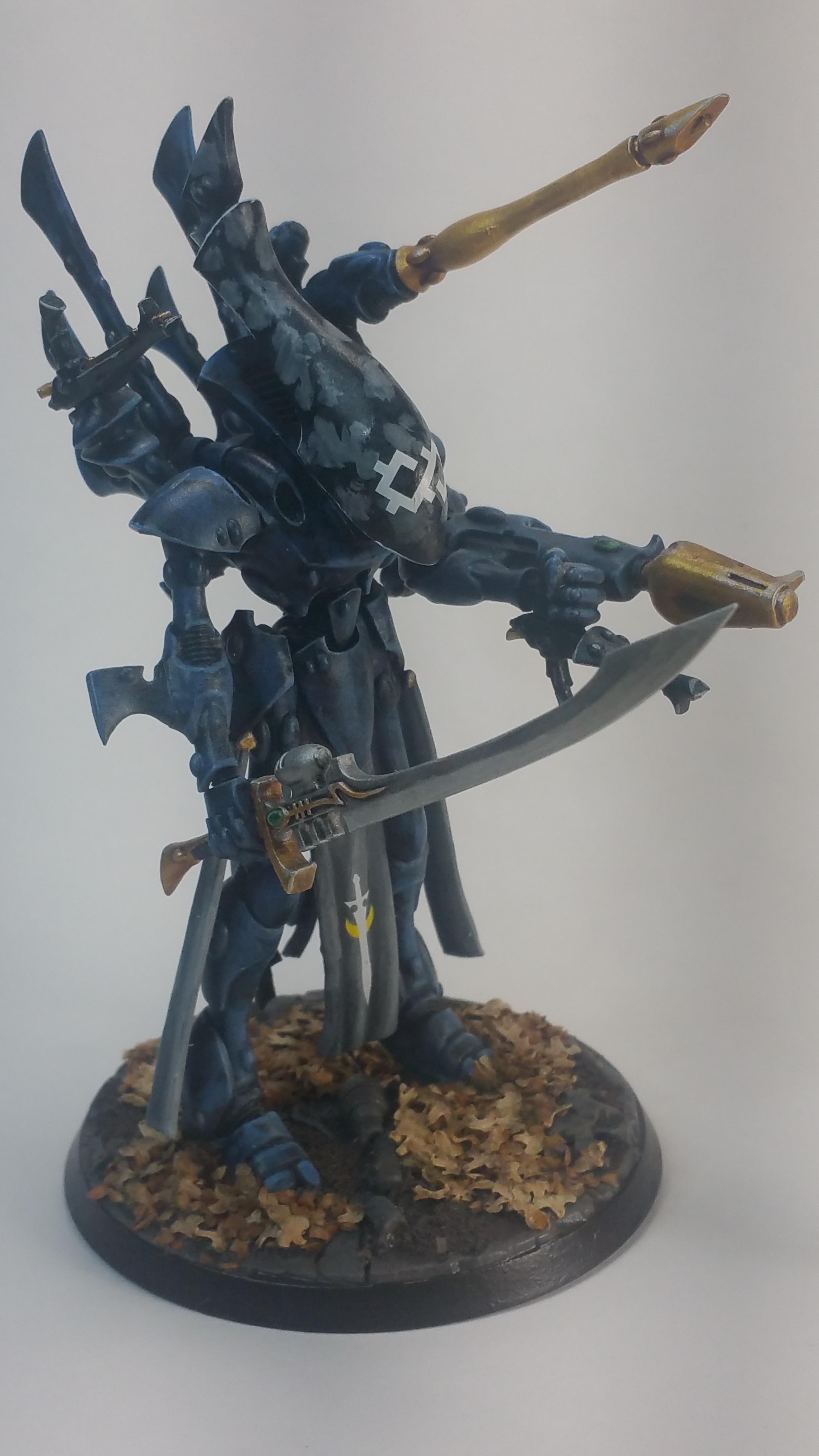 Camouflage, Eldar, Monster, Warhammer 40,000, Wraithlord