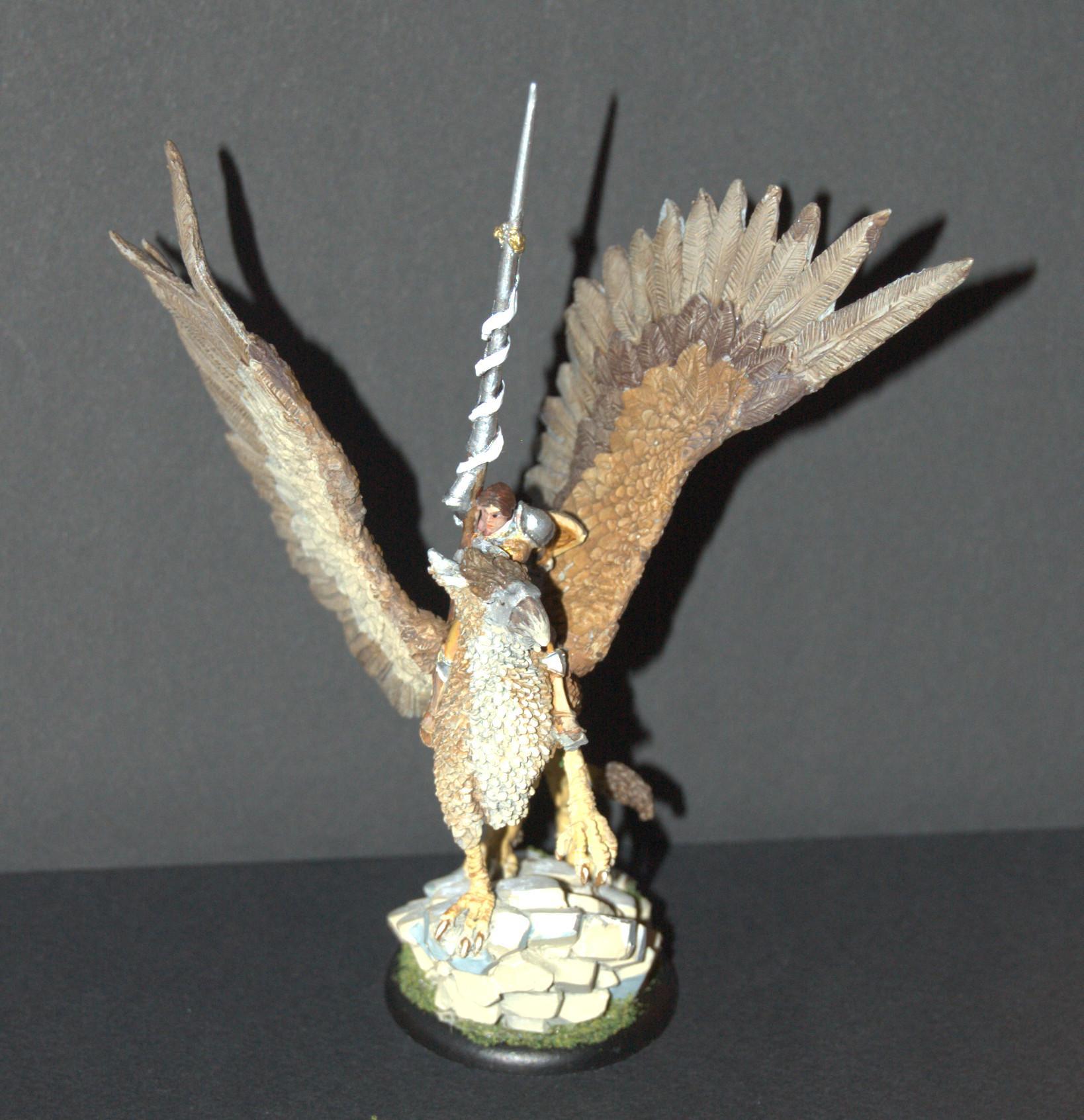 Griffon, Mounted, Titan Forge
