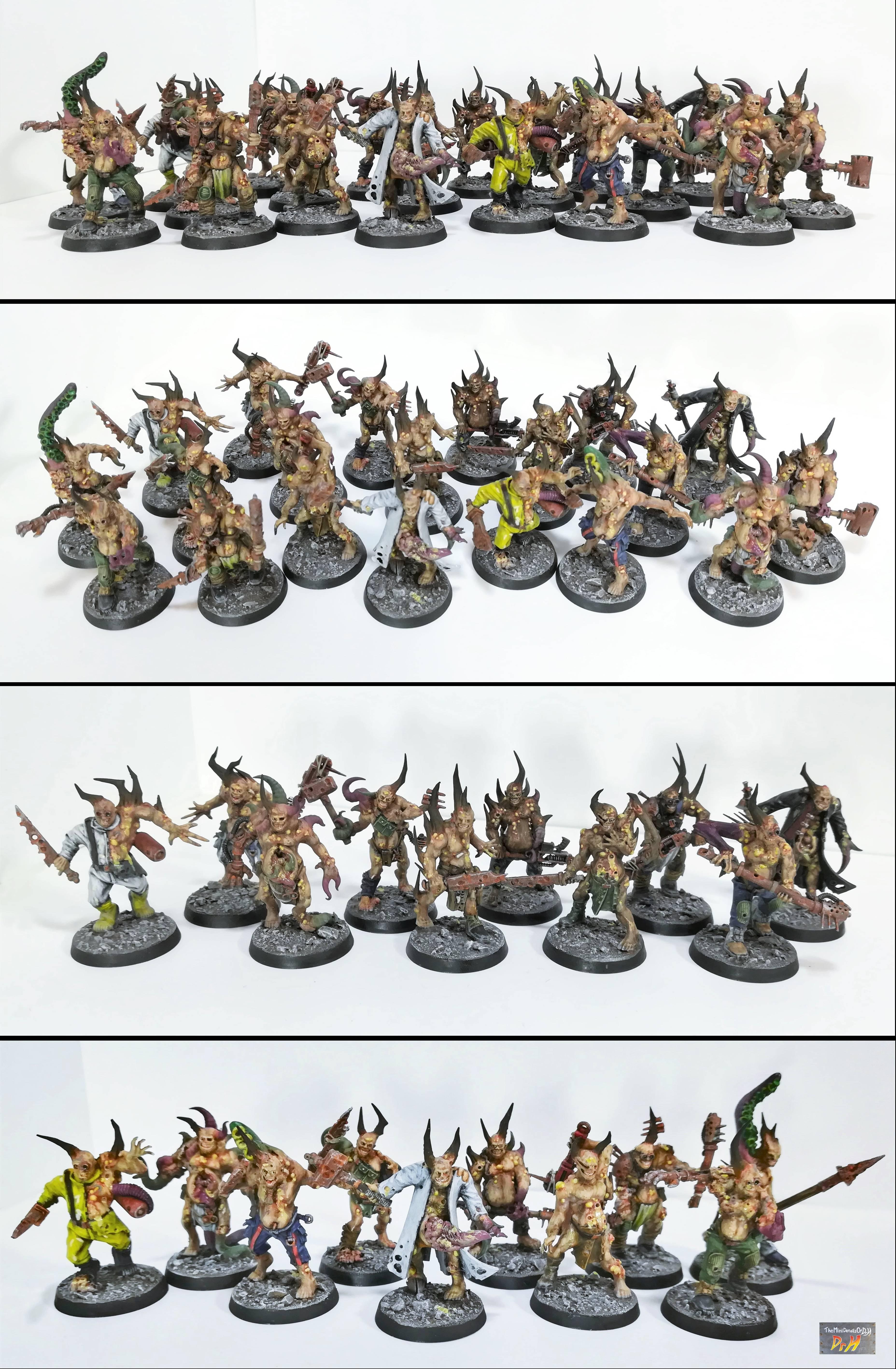 Pox Walkers Group