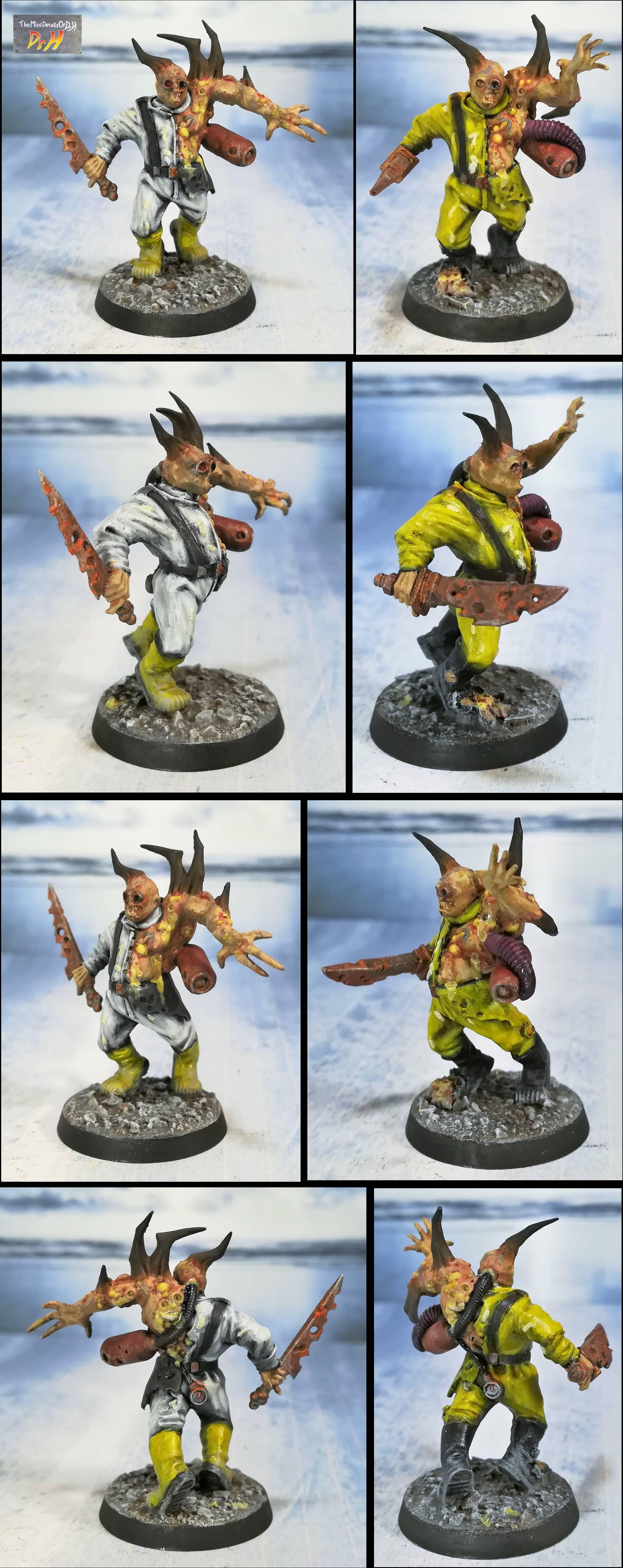 Pox Walkers 1 and 11