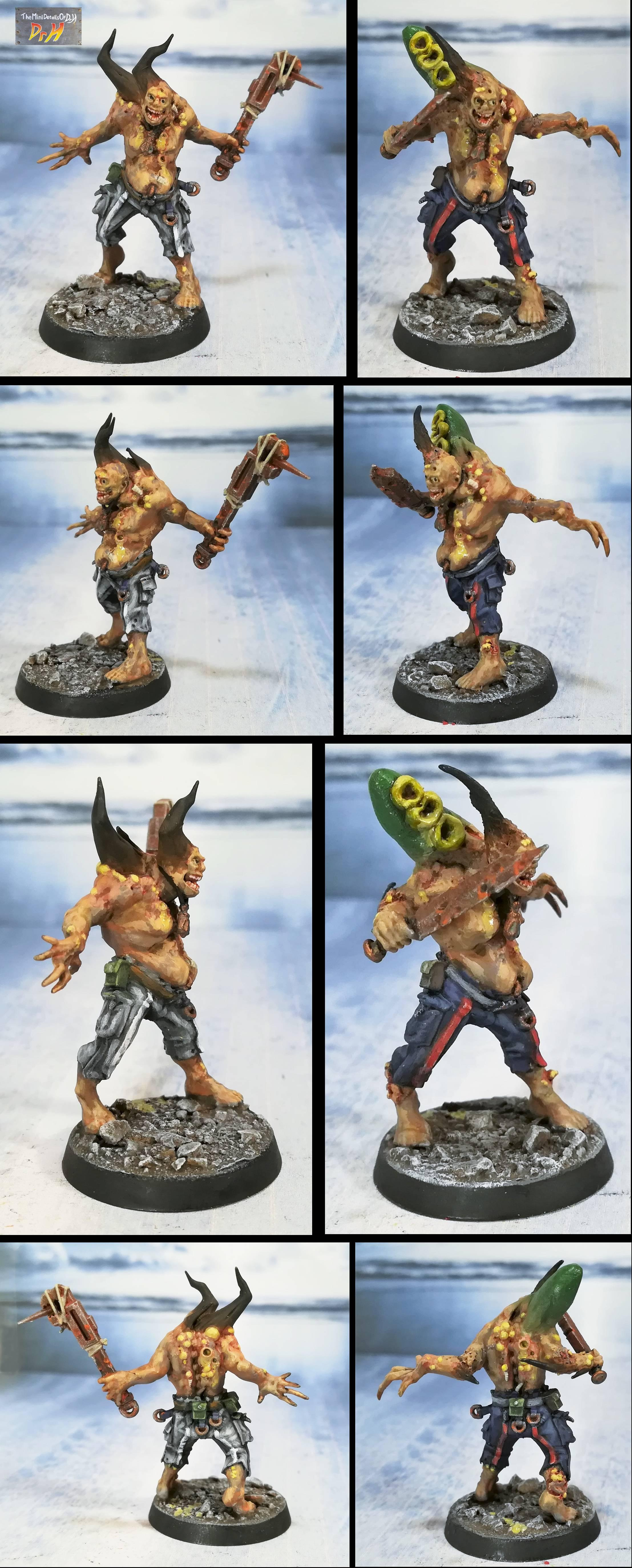 Pox Walkers 3 and 13