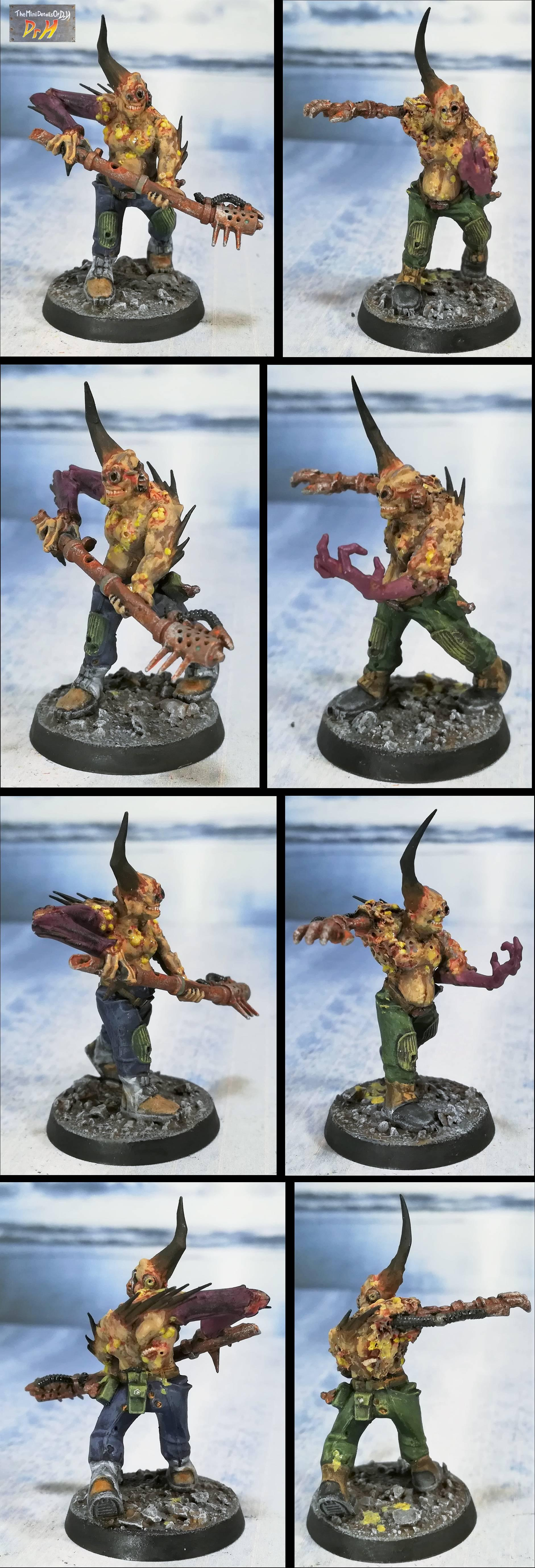 Pox Walkers 9 and 19