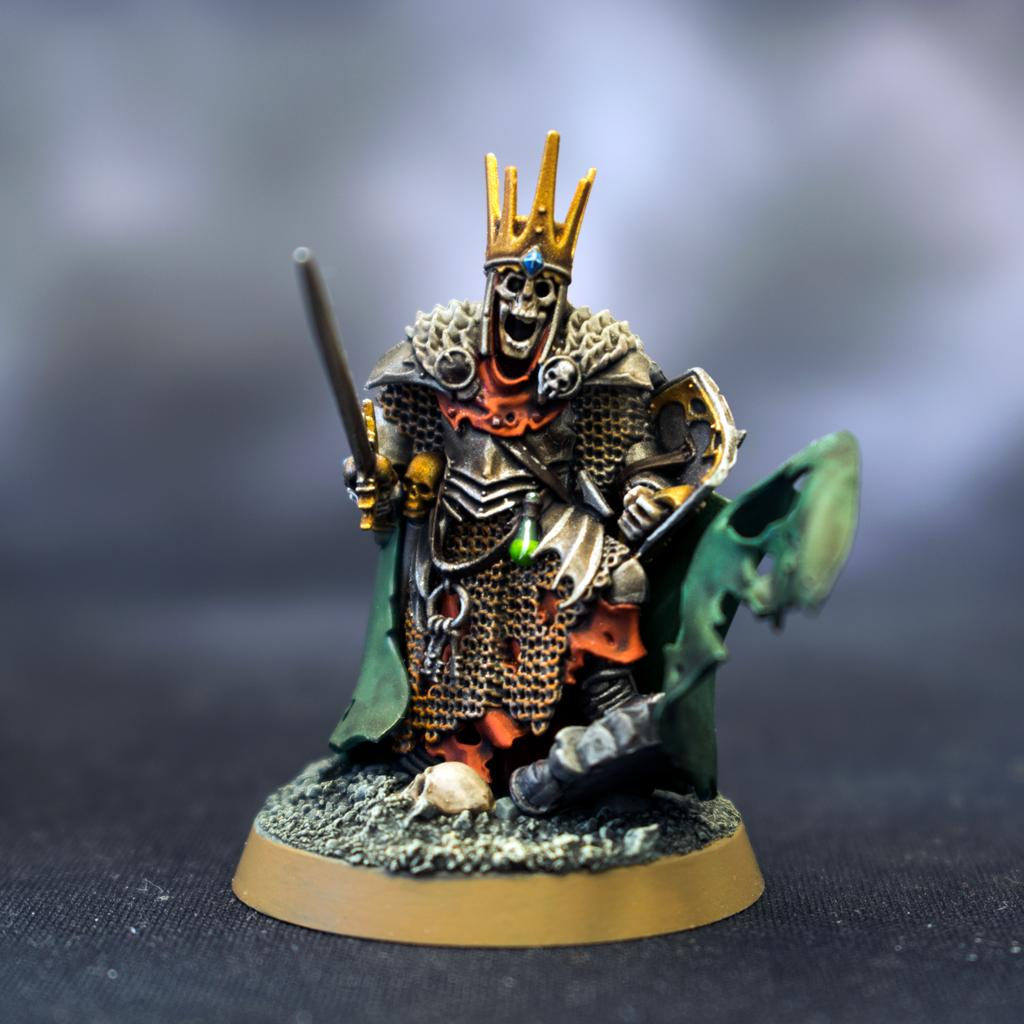 Age, Age Of Sigmar, King, Of, Sigmar, Undead, Wight, Wight King