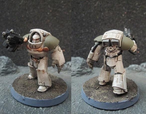 30k, Death Guard, Tartaros, Terminator Armor