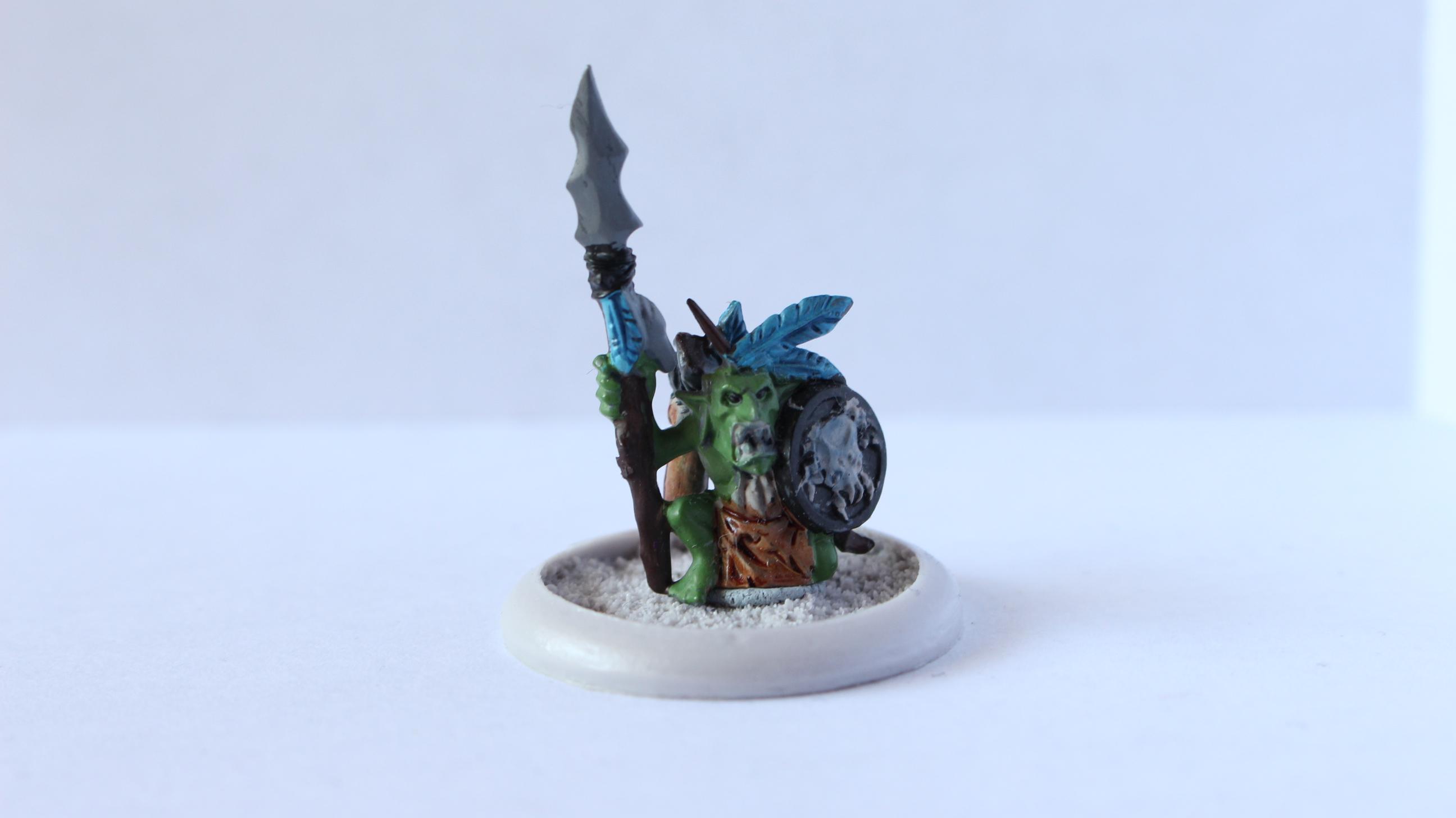 Swamp Goblin/Boggart Spearman