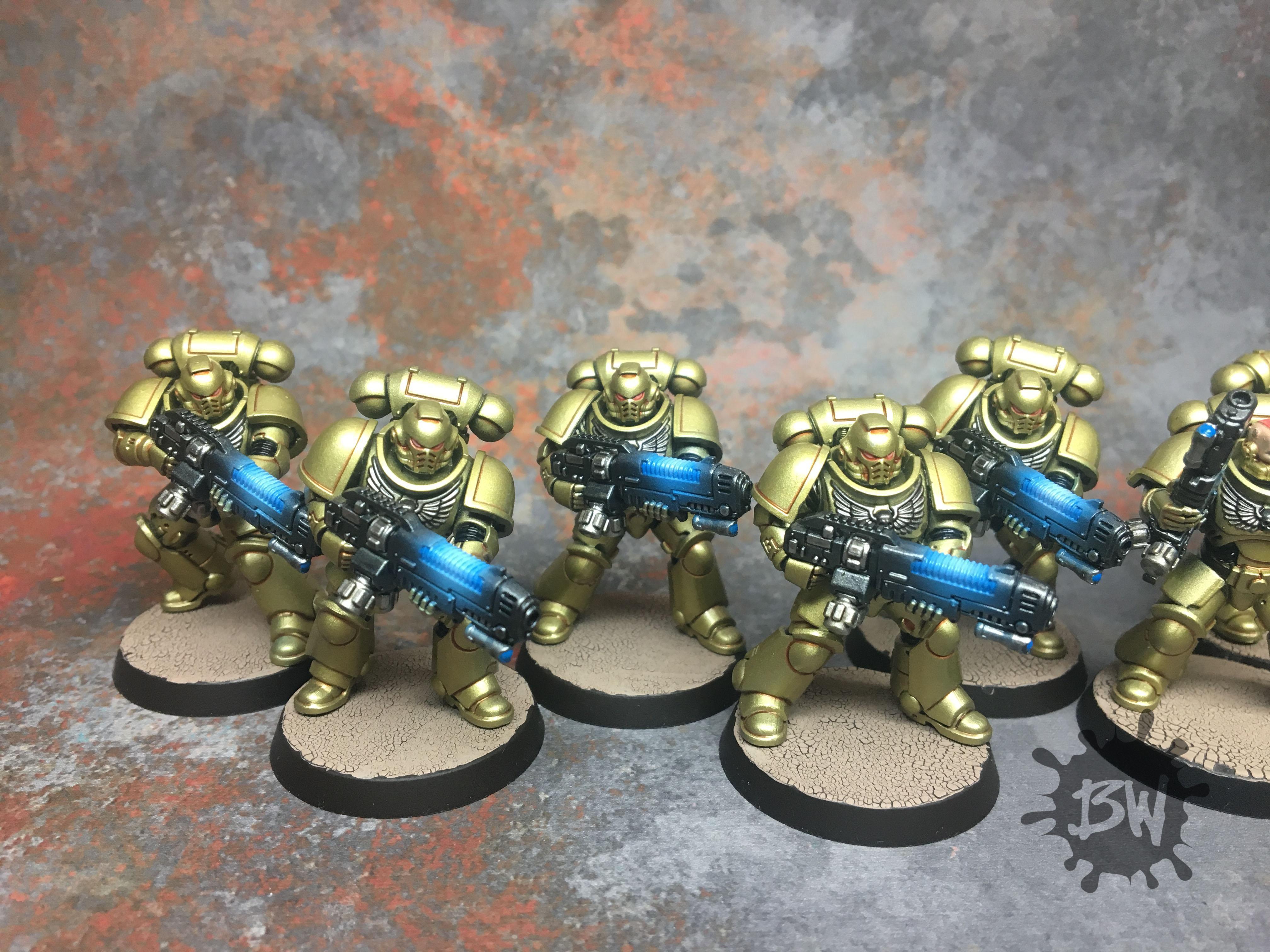 Imperium, Primaris Hellblasters, Warhammer 40,000