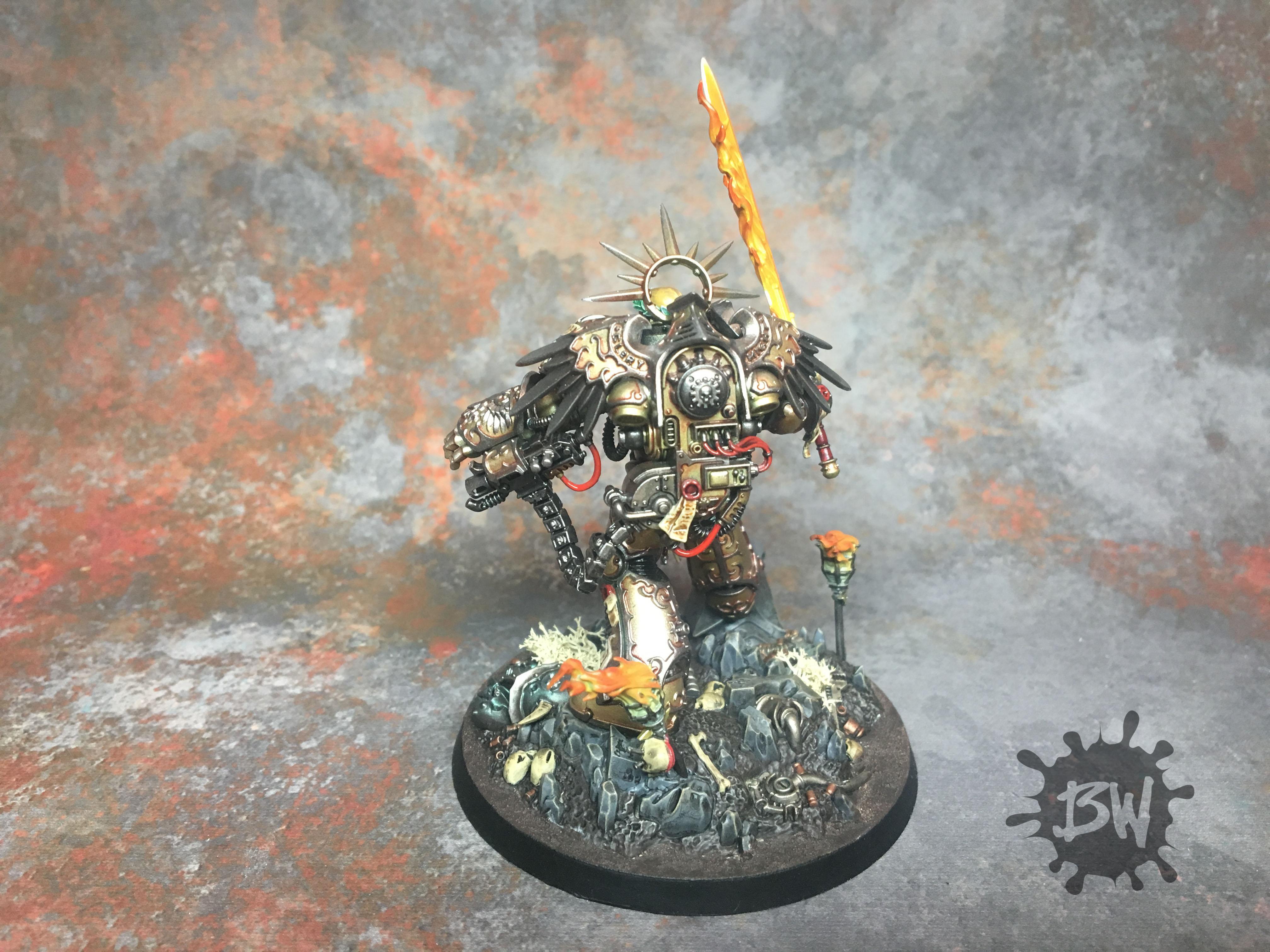 Imperium, Primaris, Roboute Guilliman, Ultramarines, Warhammer 40,000