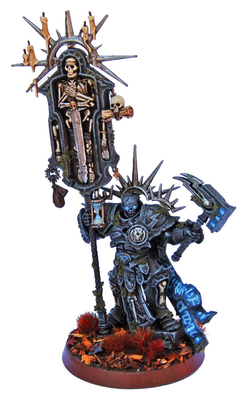 Age Of Sigmar, Lord Relictor, Order, Relictor, Stone, Stonecast, Stormcast, Stormcast Eternals