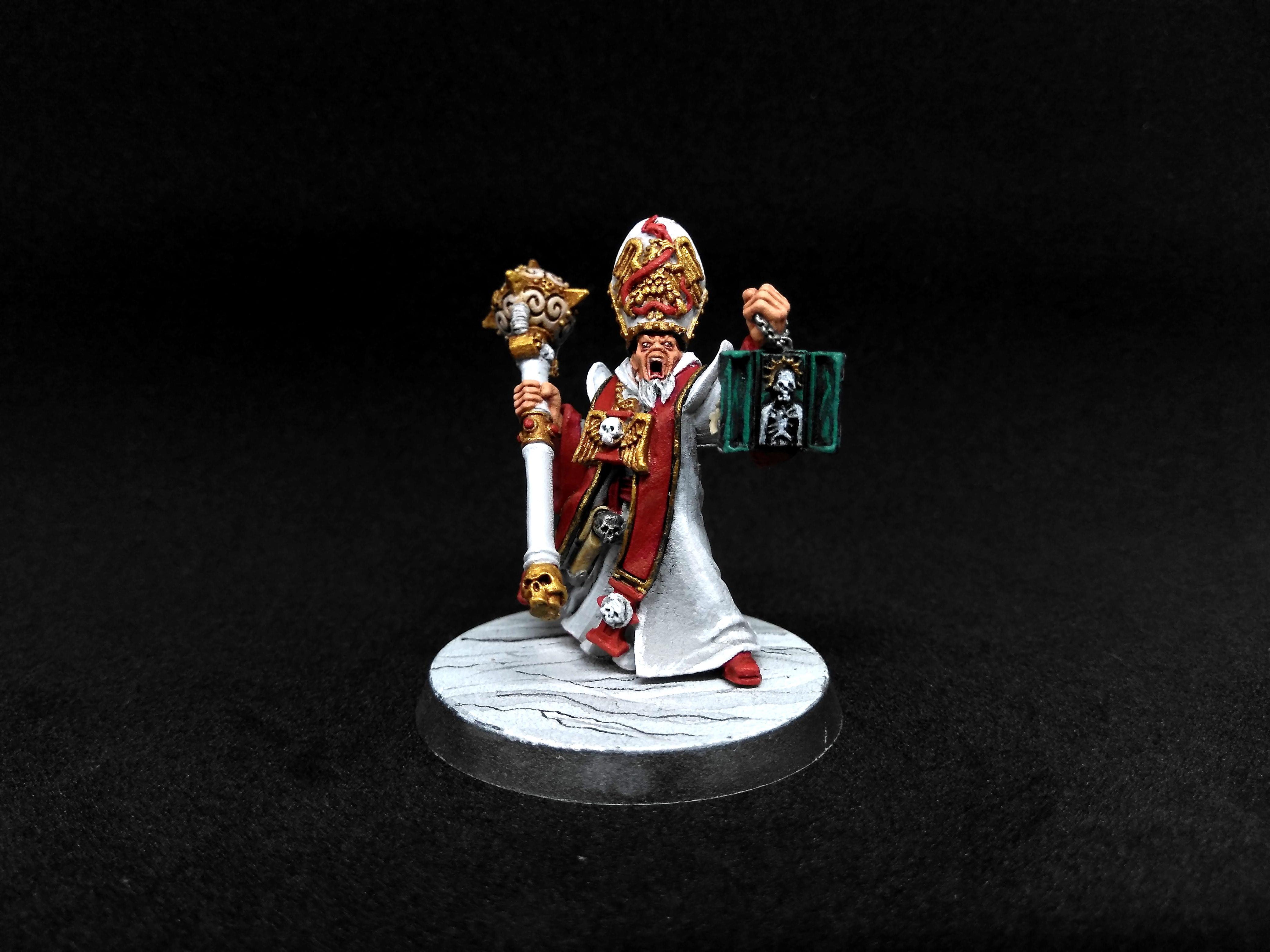Confessor, Imperium, Inquisition, Kyrinov, Warhammer 40,000, Warhammer40000
