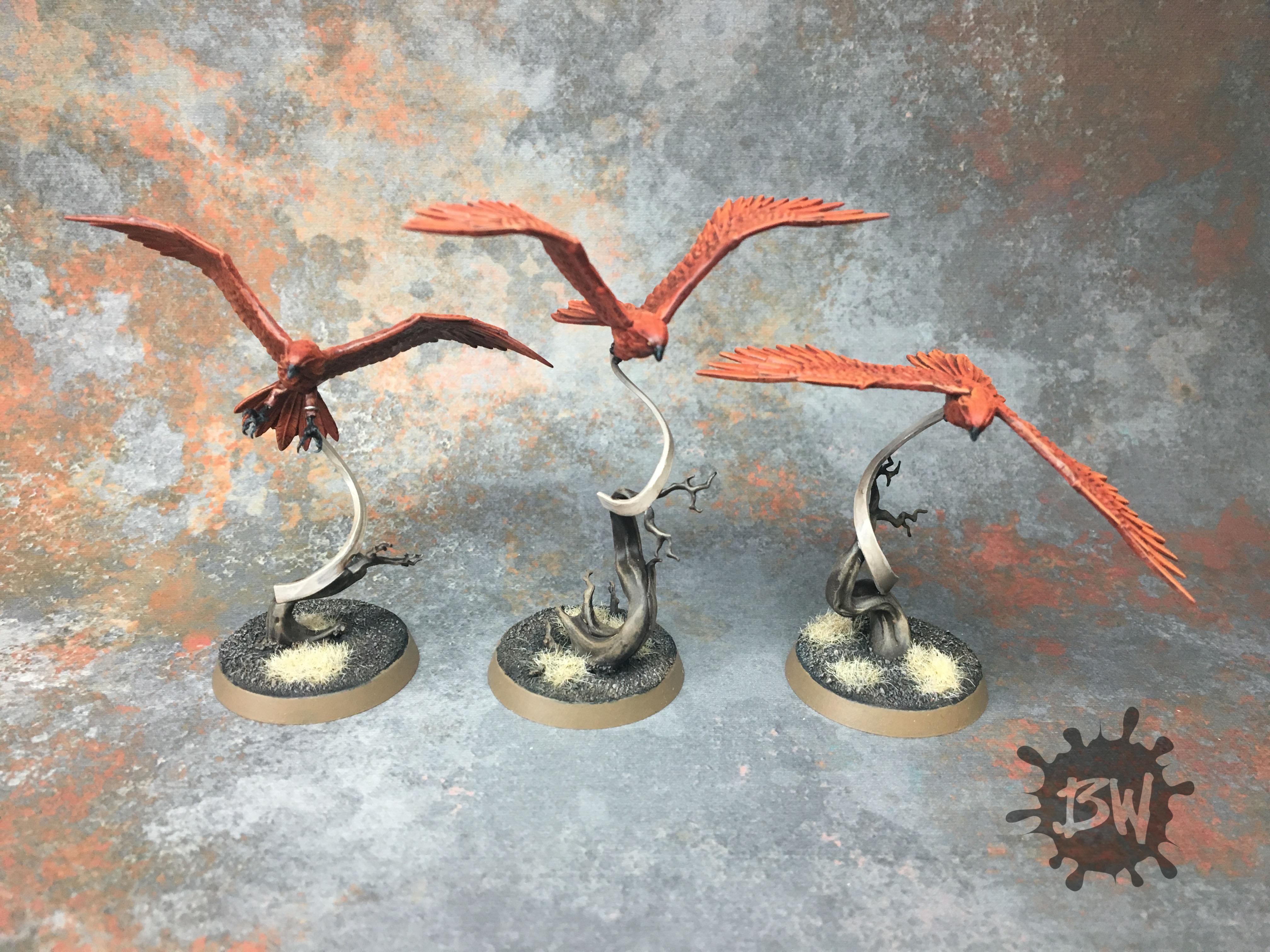 Aetherwings, Age Of Sigmar, Order, Stormcast, Warhammer Fantasy
