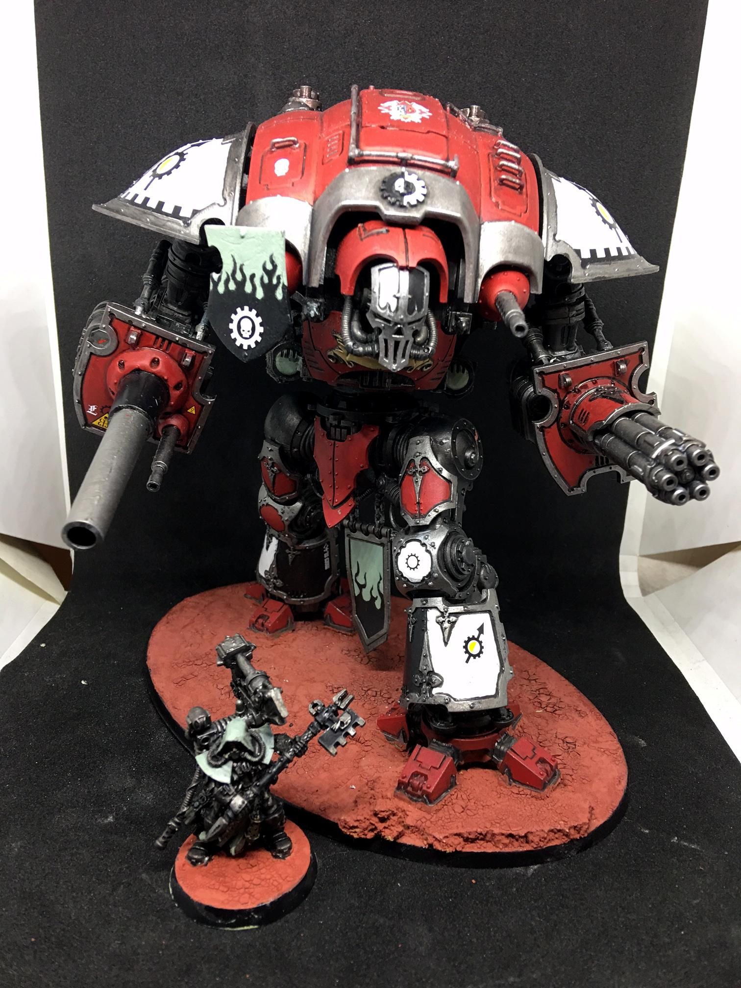 Adeptus Mechanicus, Imperial Knight, Taranis, Warhammer 40,000