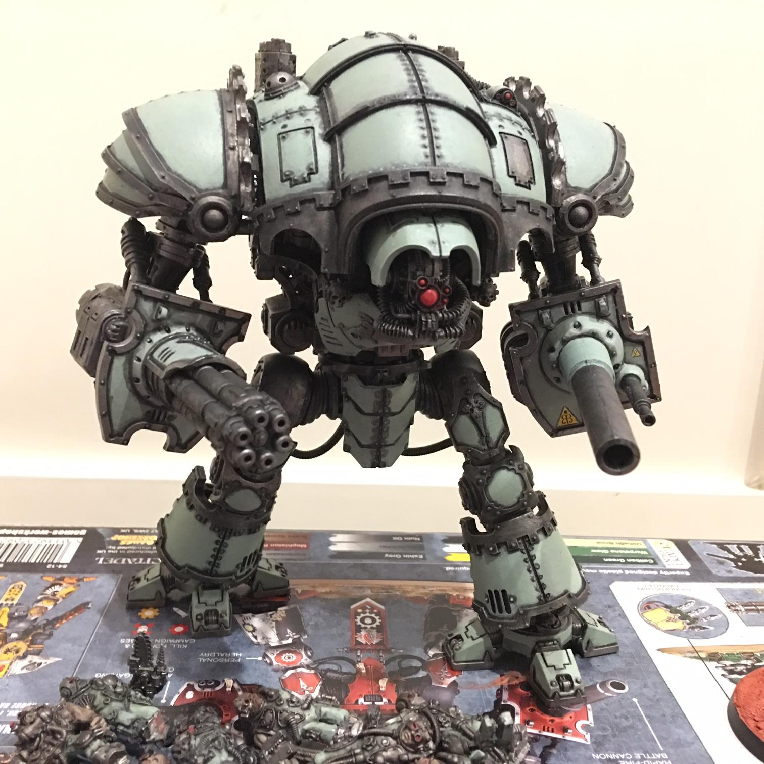Adeptus Mechanicus, Imperial Knight, Phobos, Warhammer 40,000