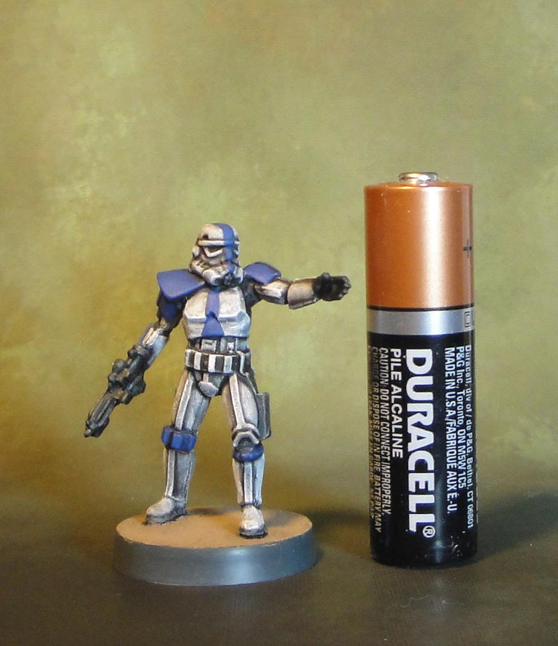 Star Wars, Star Wars Legion, Storm Troopers