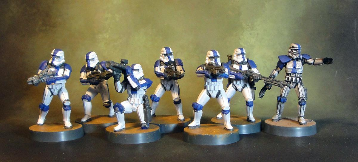Star Wars, Star Wars Legion