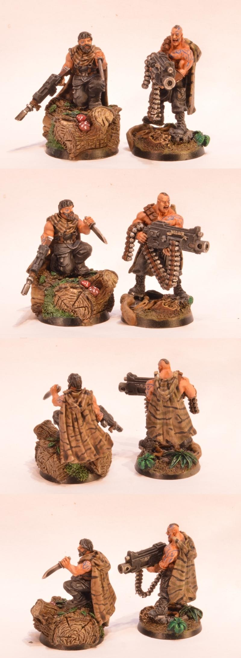 Gaunts Ghosts, Imperial Guard, Oan Mkoll, Tanith, Try Again Bragg