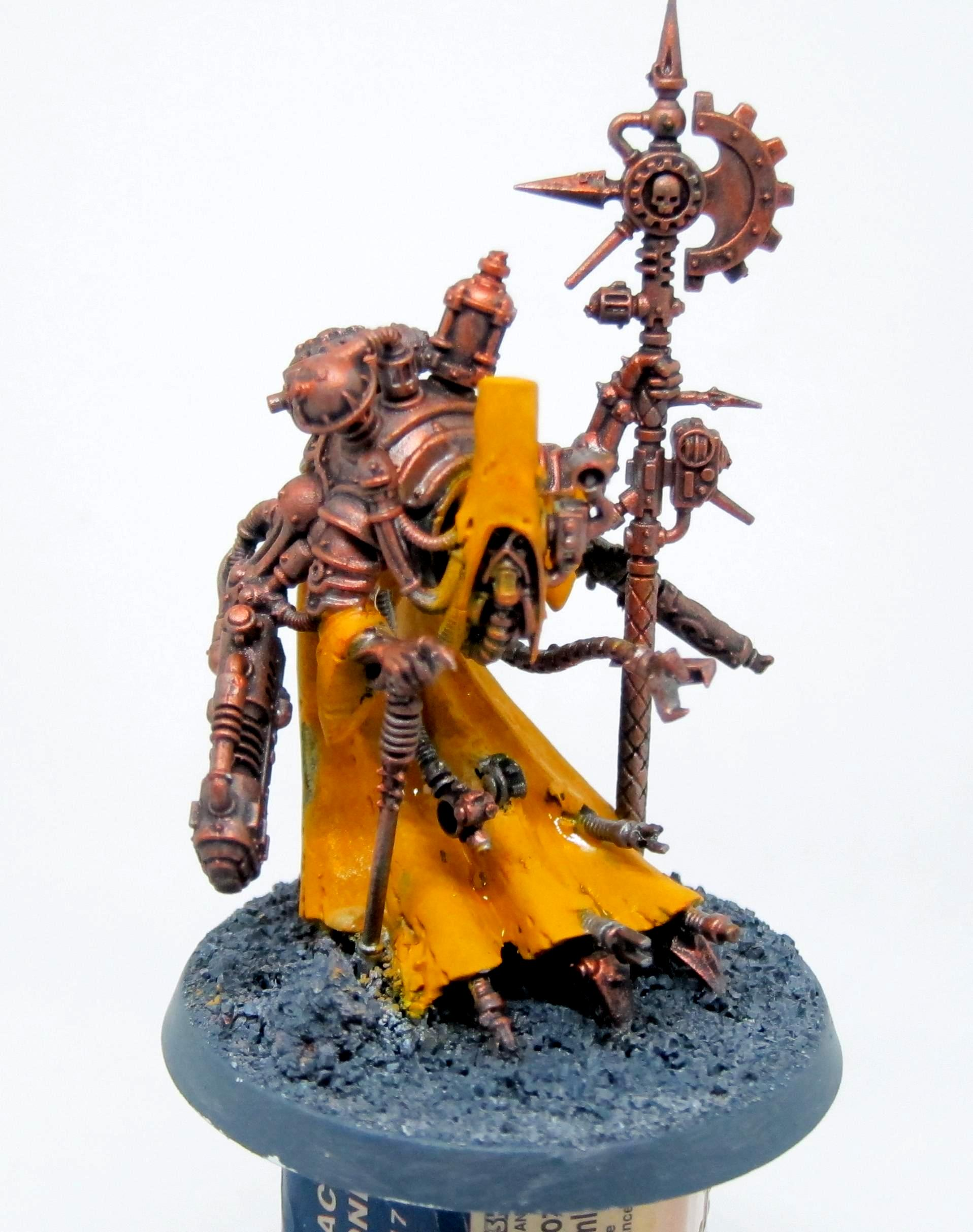 Adeptus Mechanicus, Magos, Warhammer 40,000