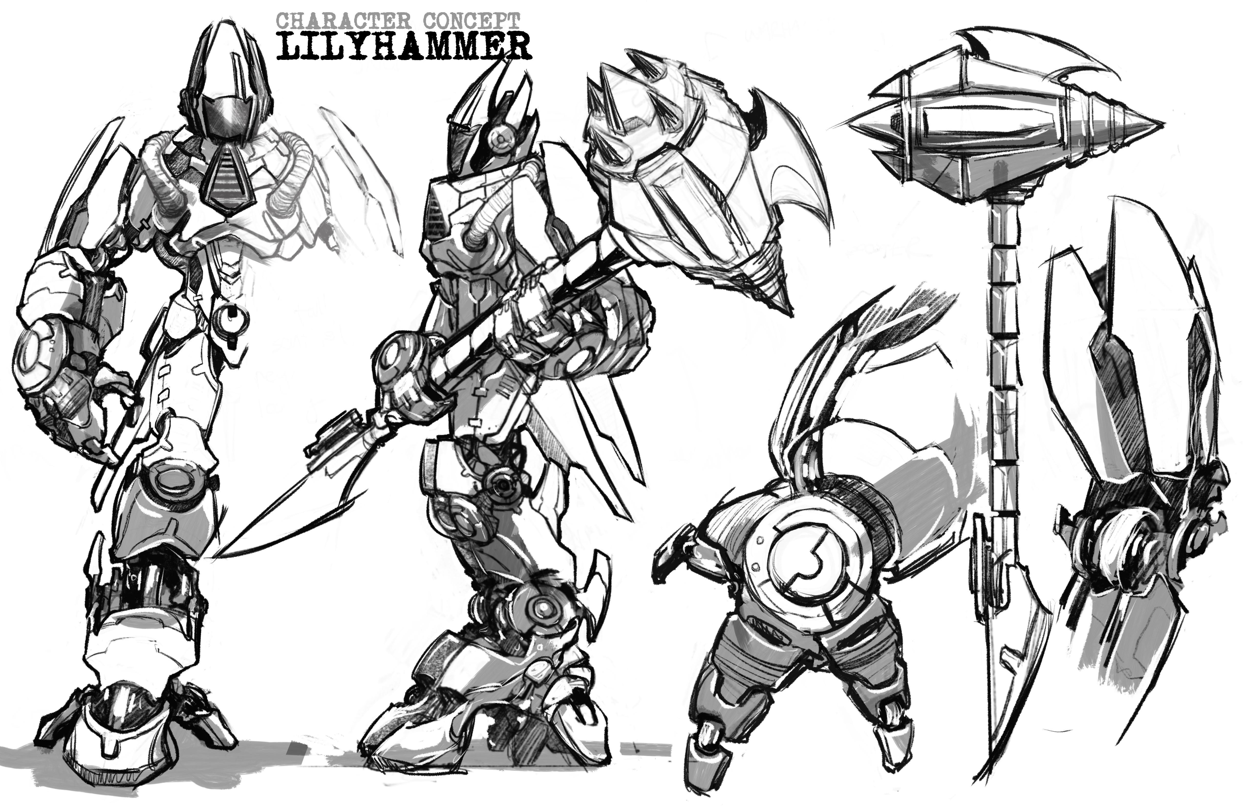 LilyHammer 2.0
