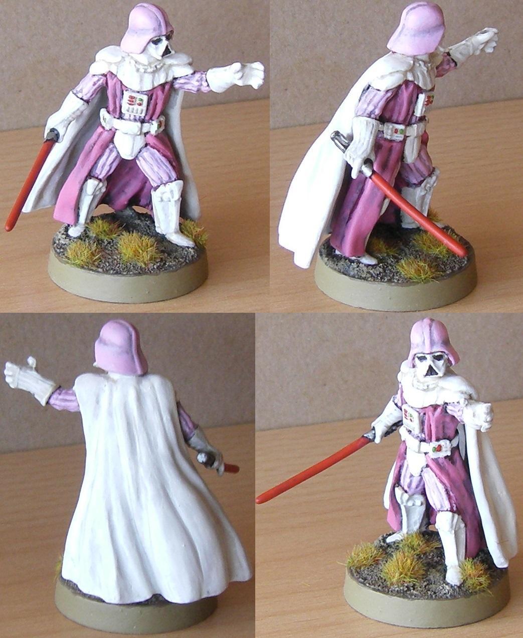 Cute, Darth Vader, Pink