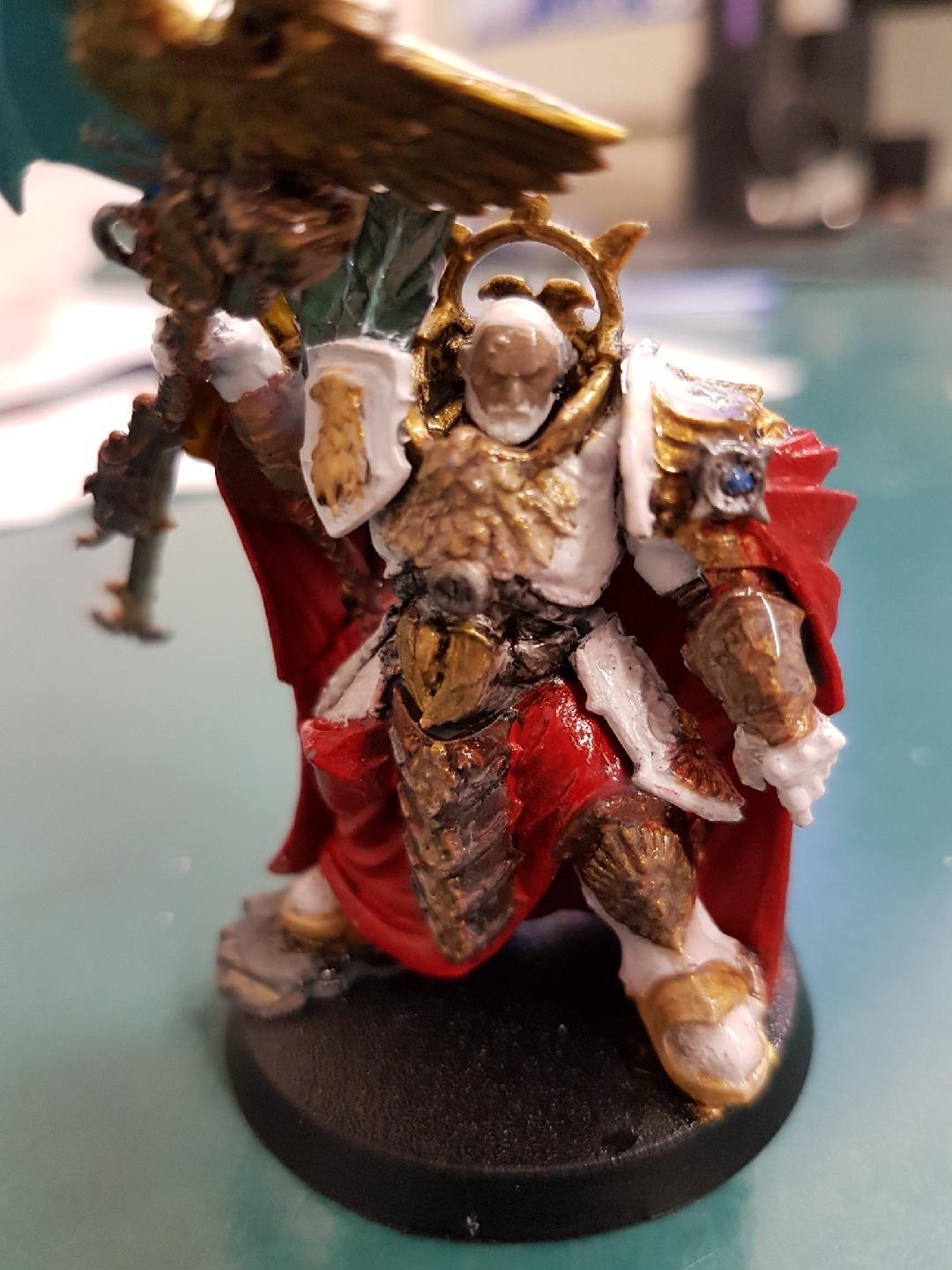 Chapter Master Exthelion