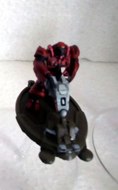 Bioroid, Robotech, Red Bioroid