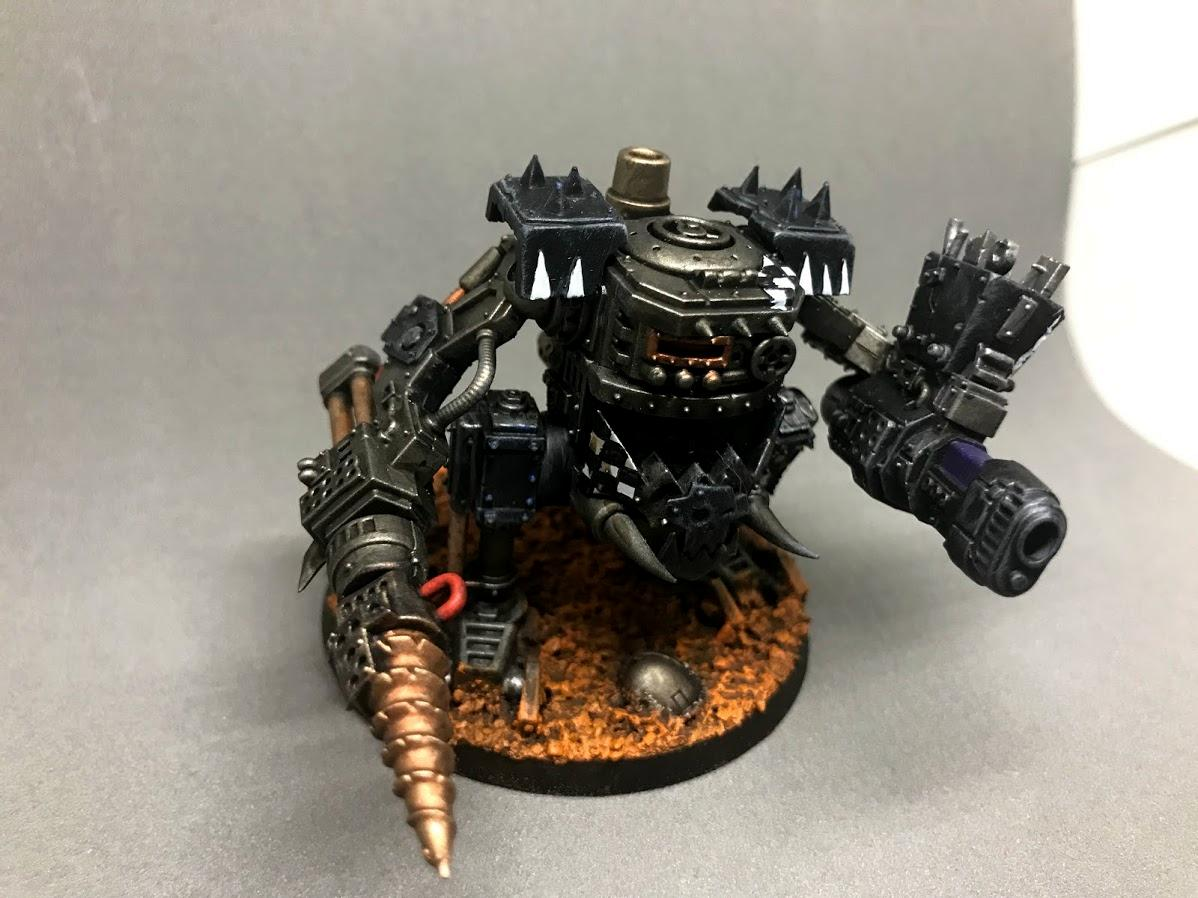 Goffs, Orks, Waaagh, Warhammer 40,000