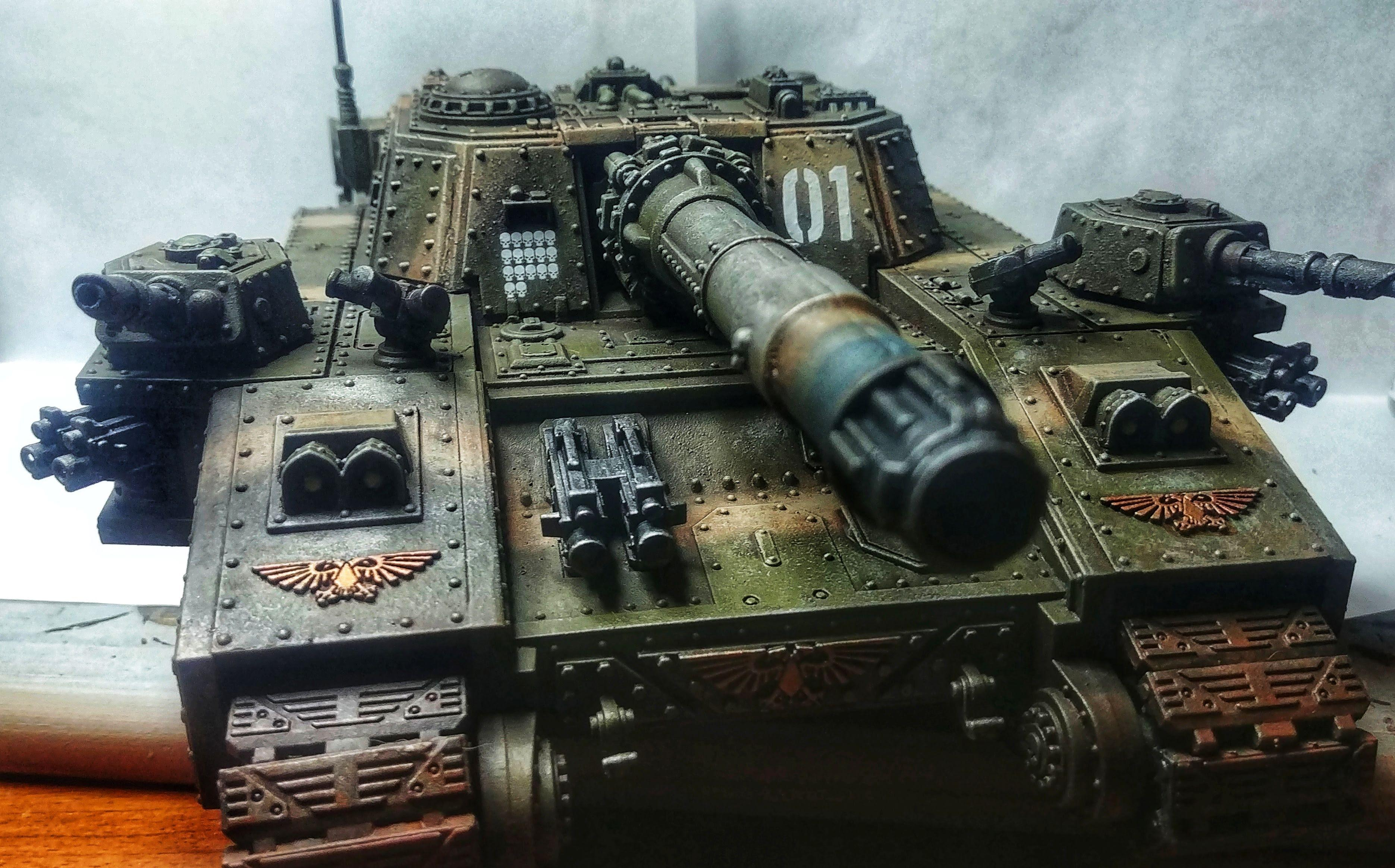 Astra Militarum, Imperial Guard, Shadowsword