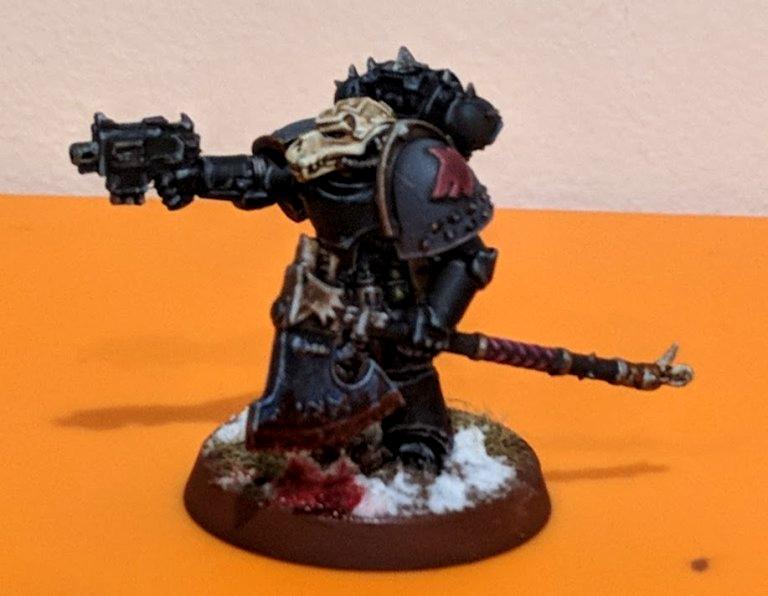 Deathsworn (Great Frost Blade)