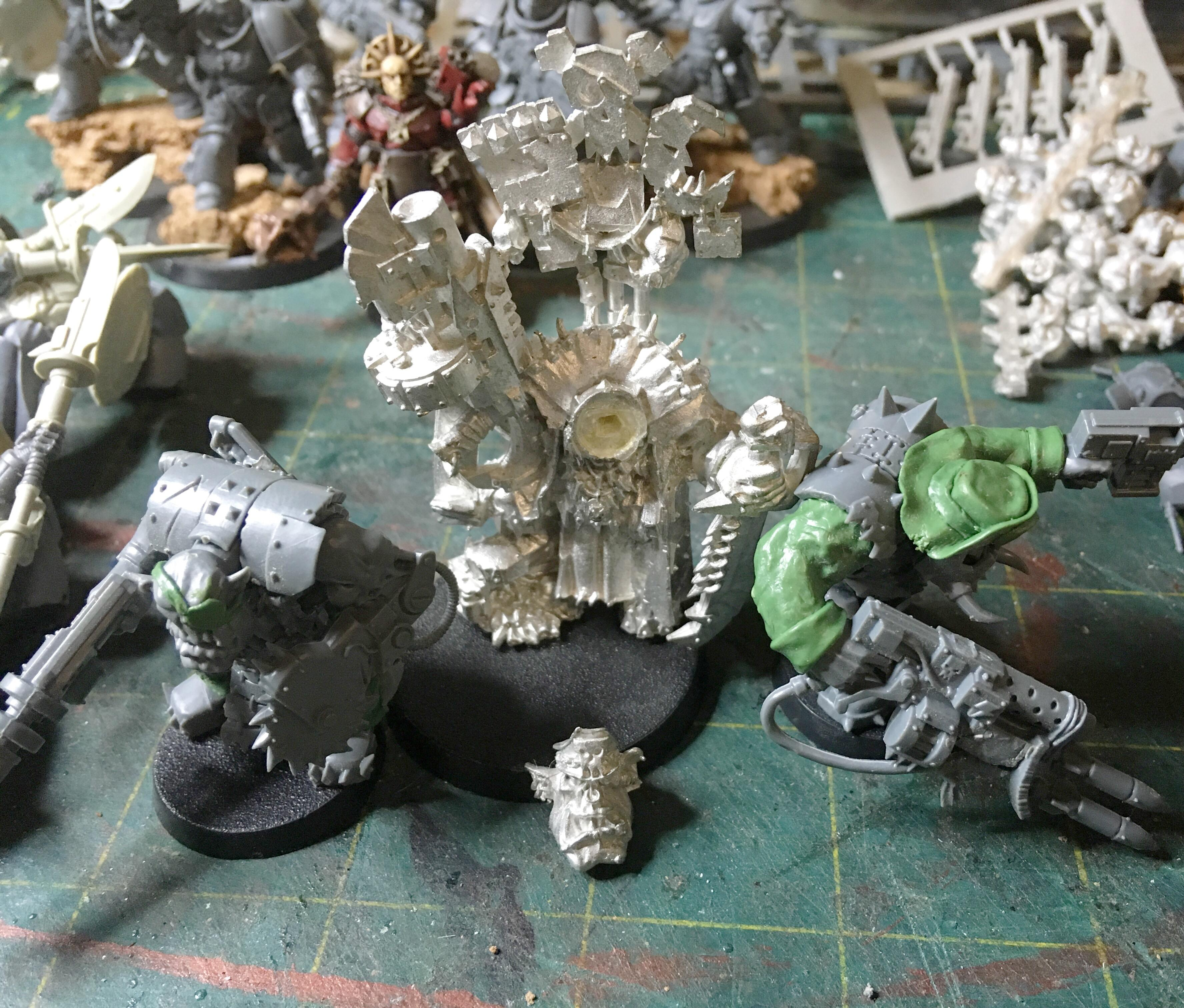 Then we have Pirate Orks, enough said..