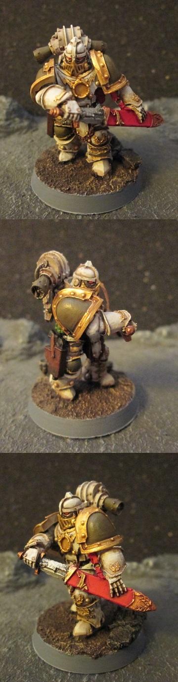 Death Guard Veteran Sergeant