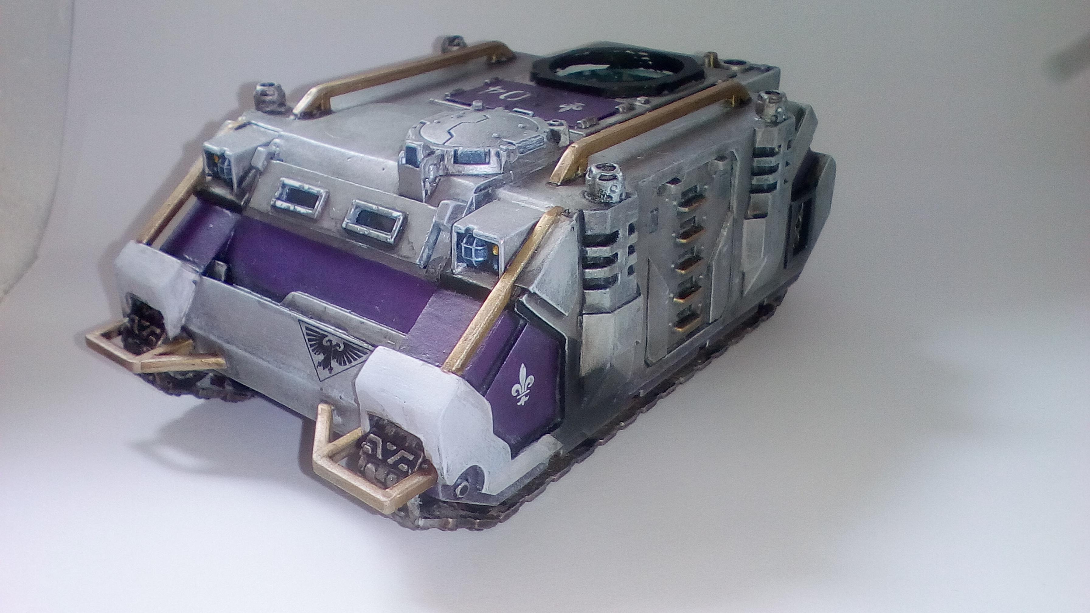 Conversion, Extra Armor, Rhino, Sororitas