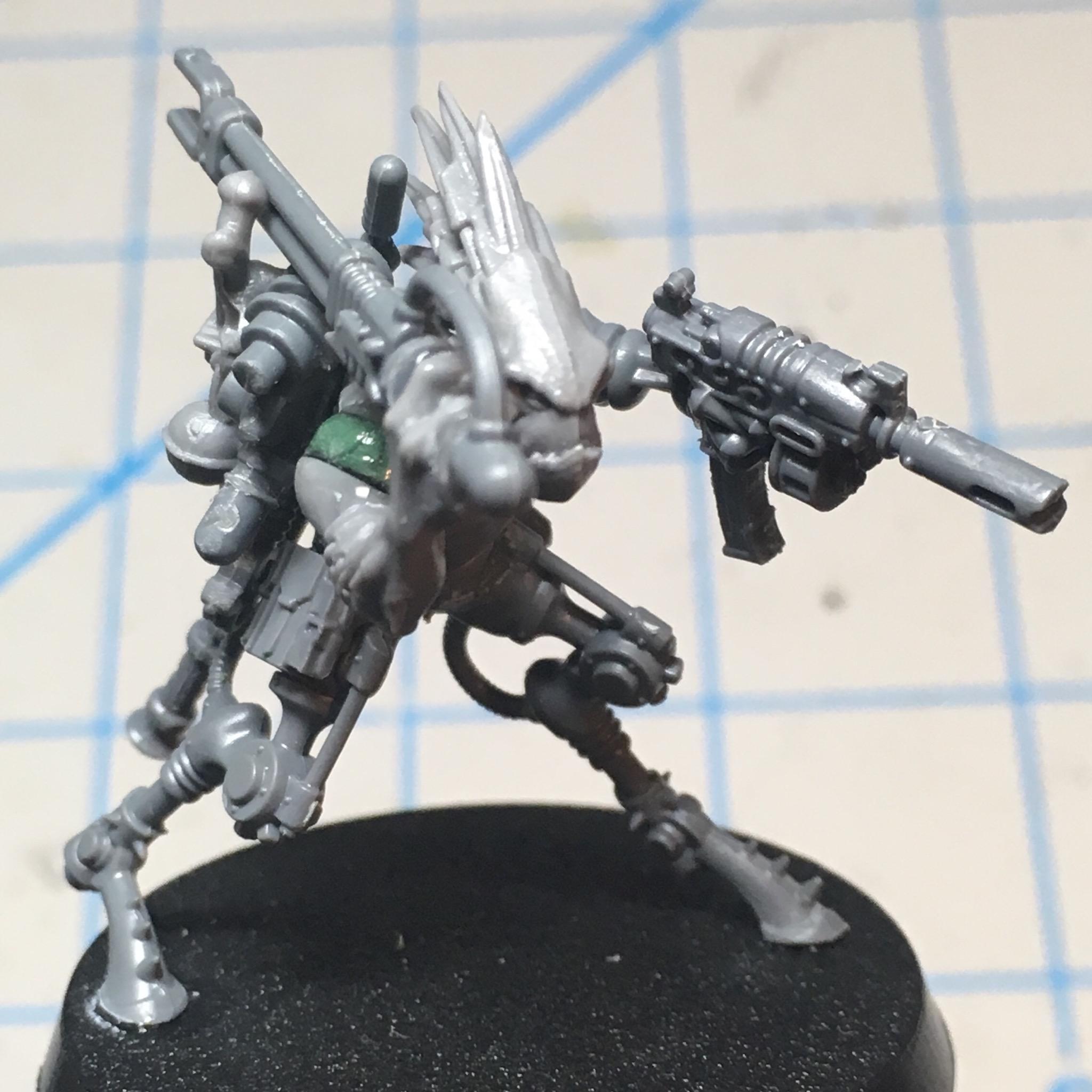 Conversion, Coubts-as, Knarloc, Kroot, Kroot Mercenaries, Mercenary, Renegades, Tau, Work In Progress