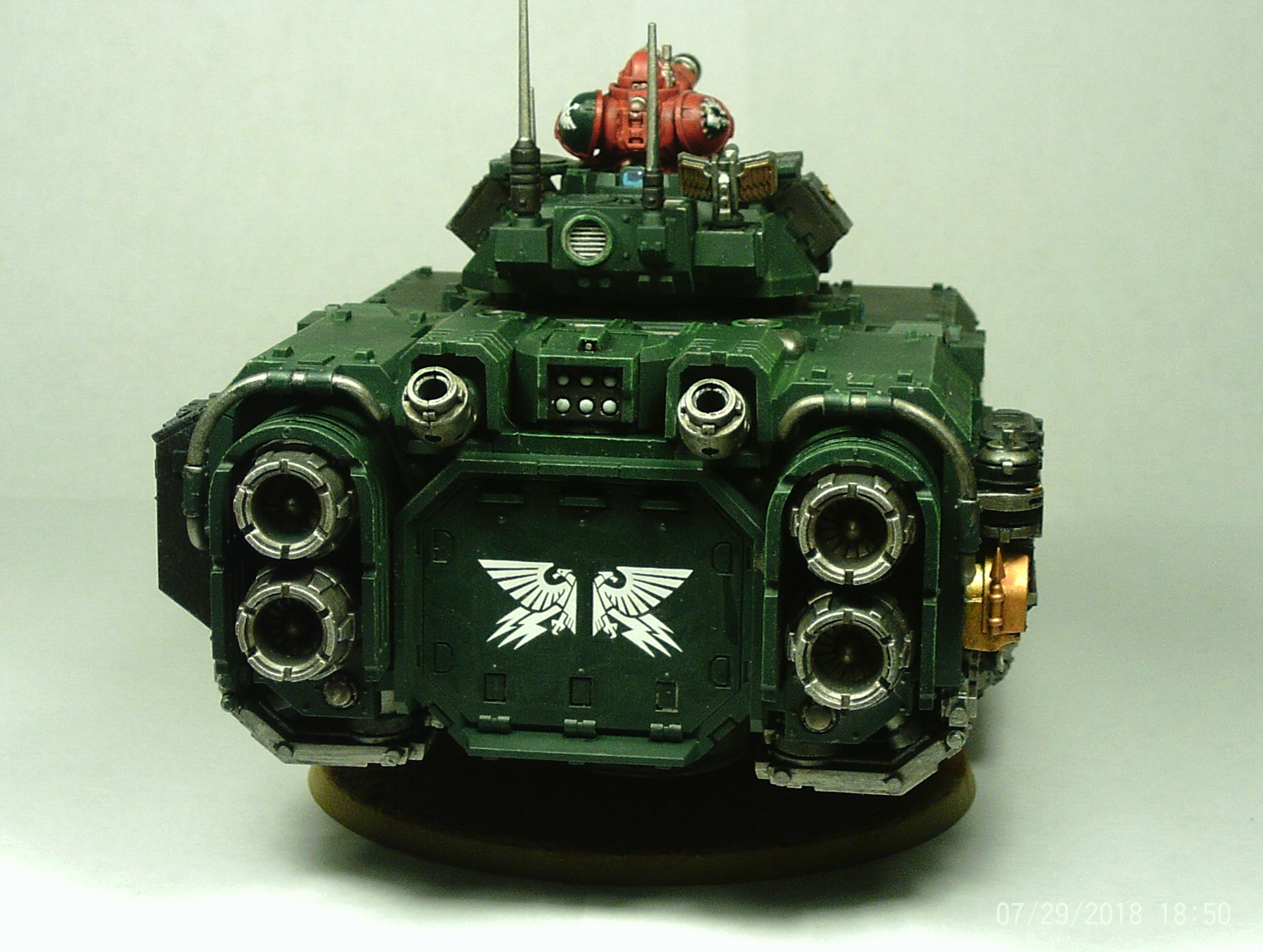 Angel, Box, Dark, Flying, Heavy, Metal, Primaris, Repulsor, Space, Space Marines, Tank, Transport