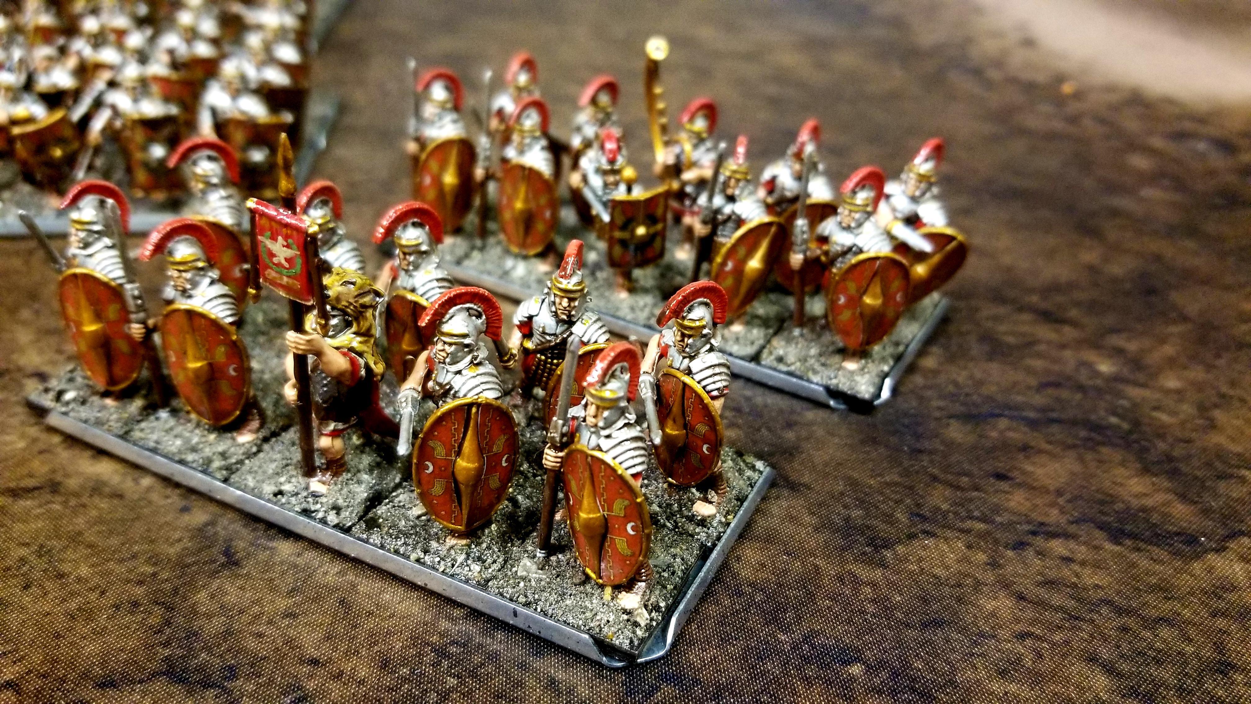 Romans, Praetorians