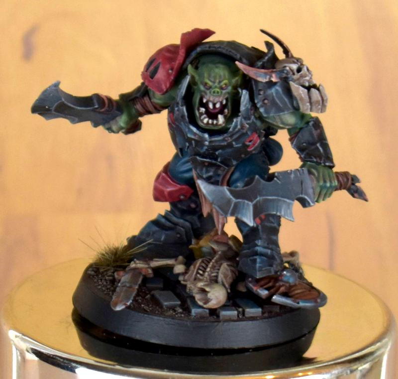 Non-Metallic Metal, Orcs, Orks