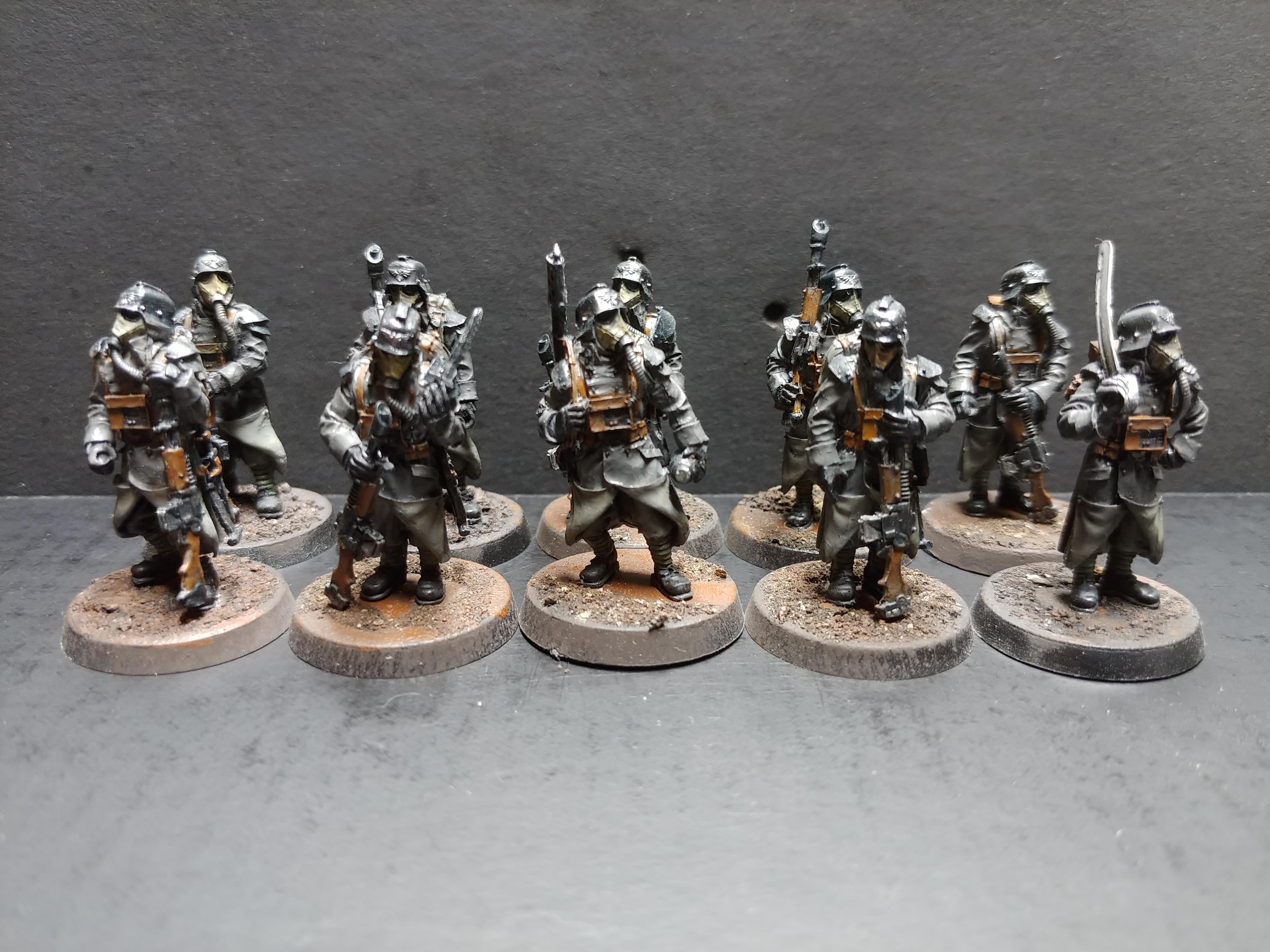 Based, Death, Death Korps of Krieg, Forge, Forge World, Germans, Infantry, Krieger, Kriegers, Lasgun, Mud, Warhammer 40,000, Warhammer Fantasy, World