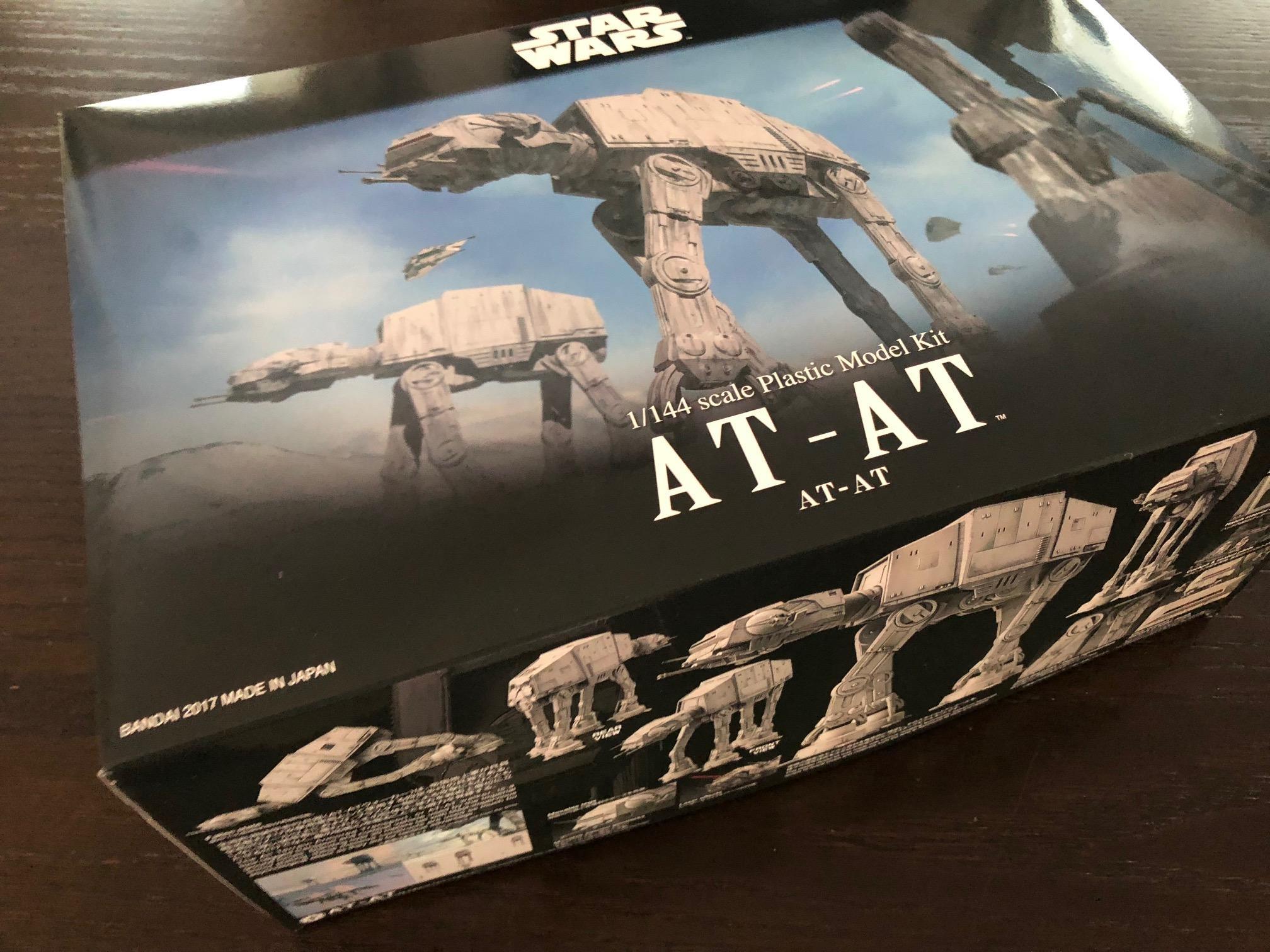 AT-AT, Bandai, Star Wars