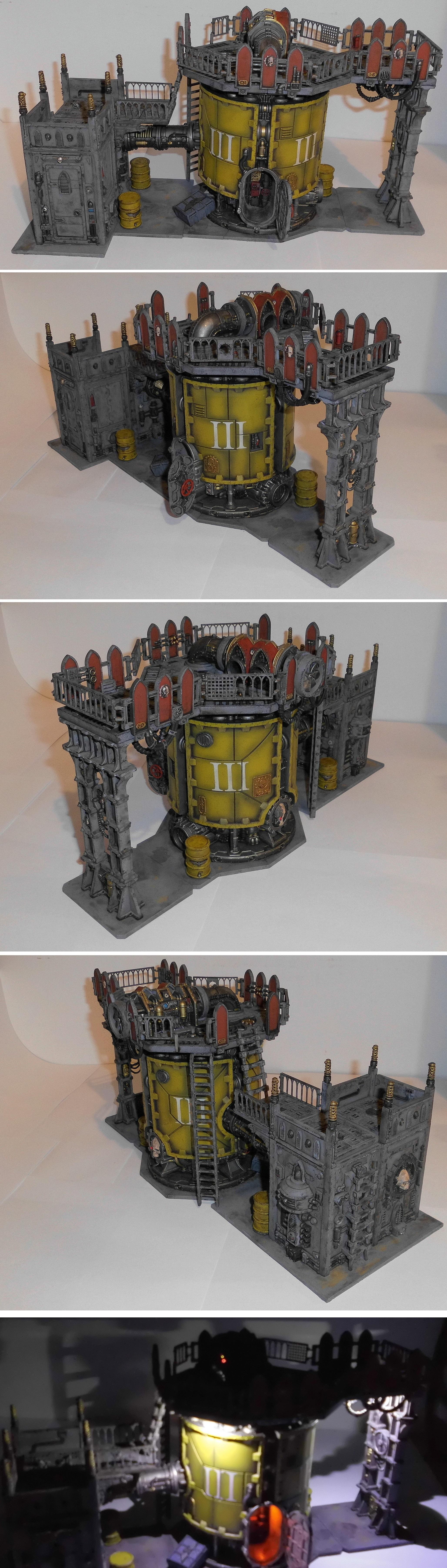 Mechanicus, Terrain, Warhammer 40,000, Warhammer Fantasy